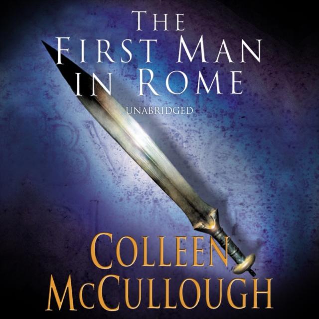 Колин Маккалоу First Man In Rome цена