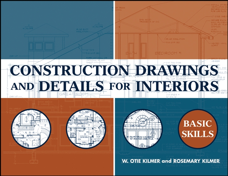Rosemary Kilmer Construction Drawings and Details for Interiors fashion details 4000 drawings