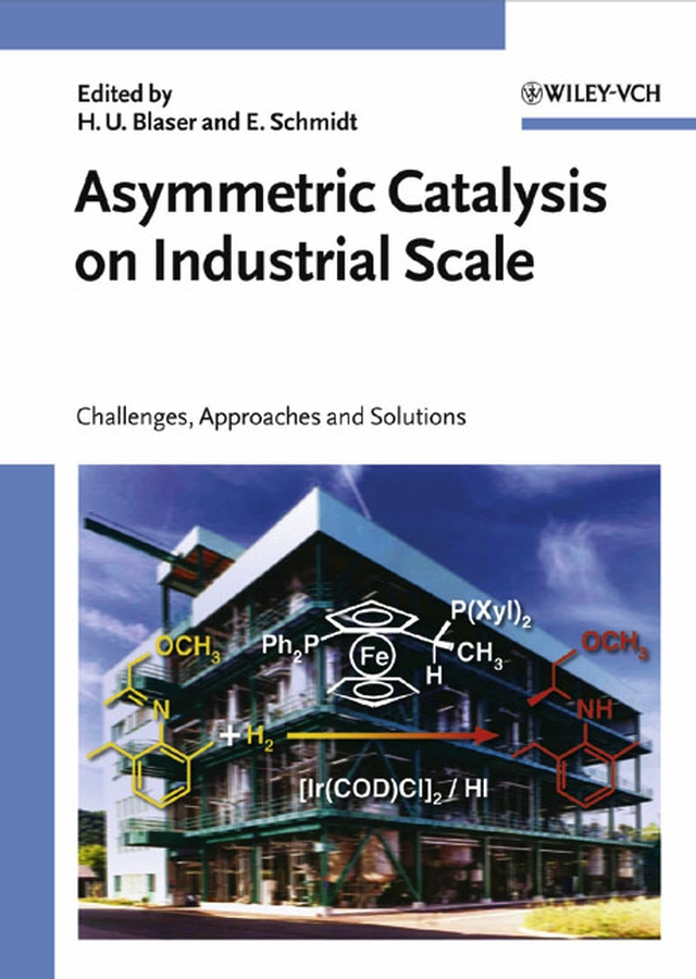 Elke Schmidt Asymmetric Catalysis on Industrial Scale все цены