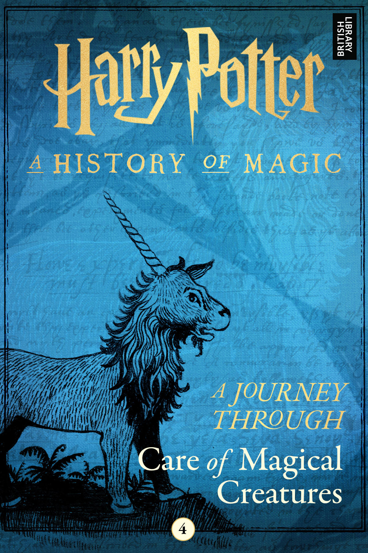 Pottermore Publishing A Journey Through Care of Magical Creatures what time is this place paper