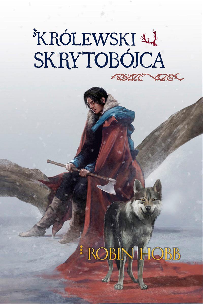 Робин Хобб Królewski skrytobójca робин хобб ученик убийцы