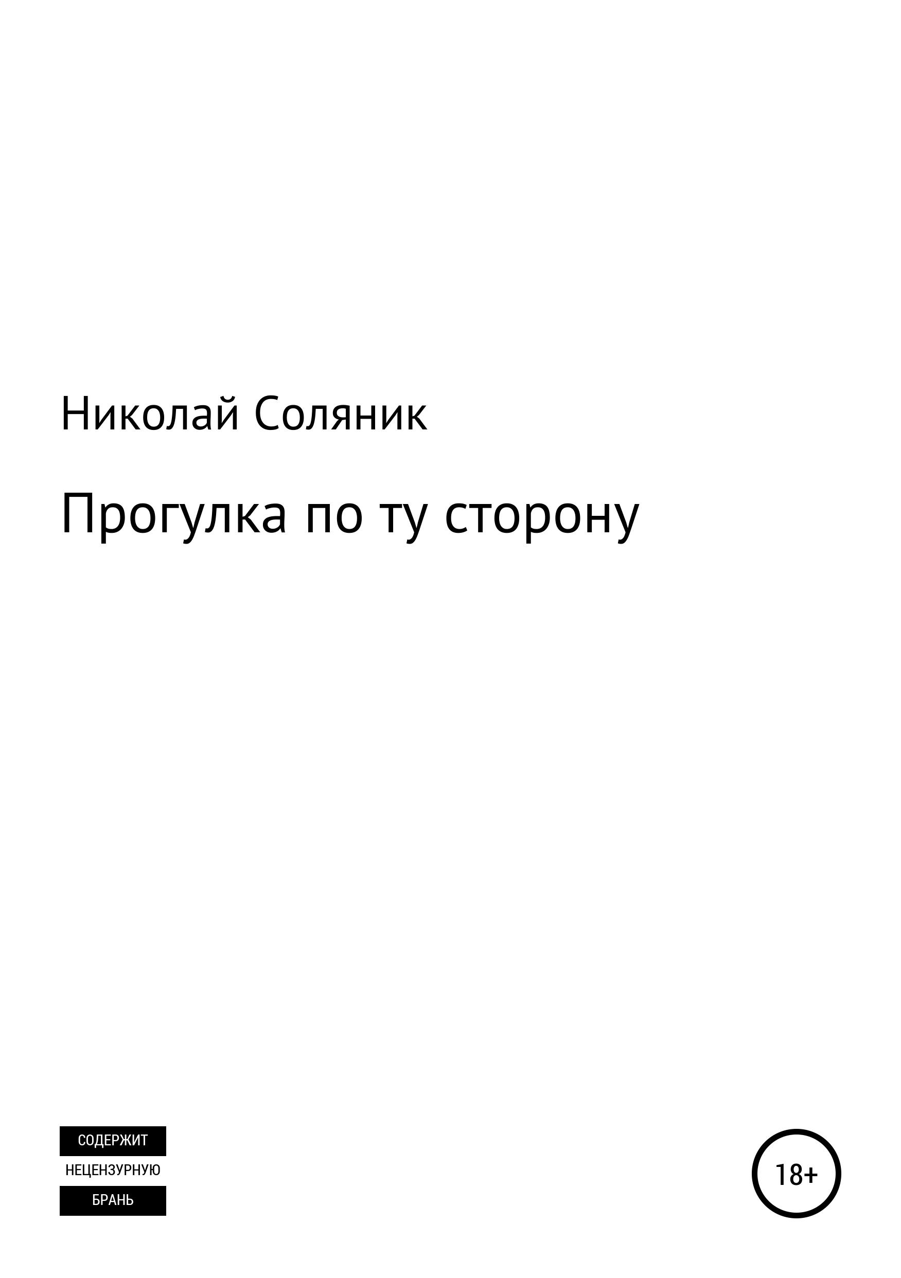 Николай Соляник Прогулка по ту сторону