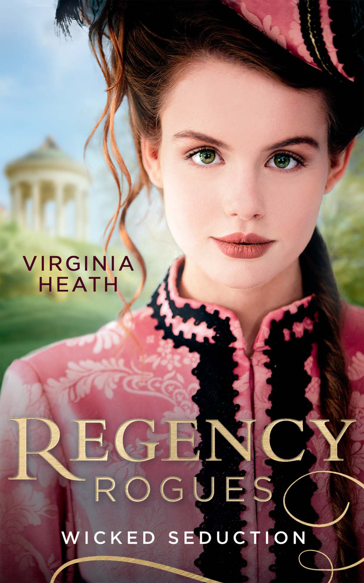 Virginia Heath Regency Rogues: Wicked Seduction: Her Enemy at the Altar / That Despicable Rogue metsy hingle switched at the altar