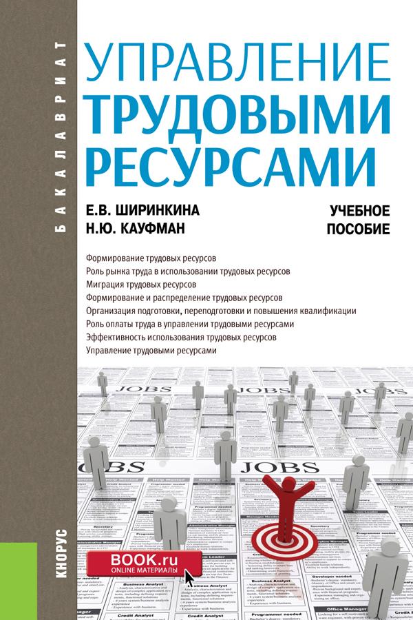 Управление трудовыми ресурсами ( Е. В. Ширинкина  )
