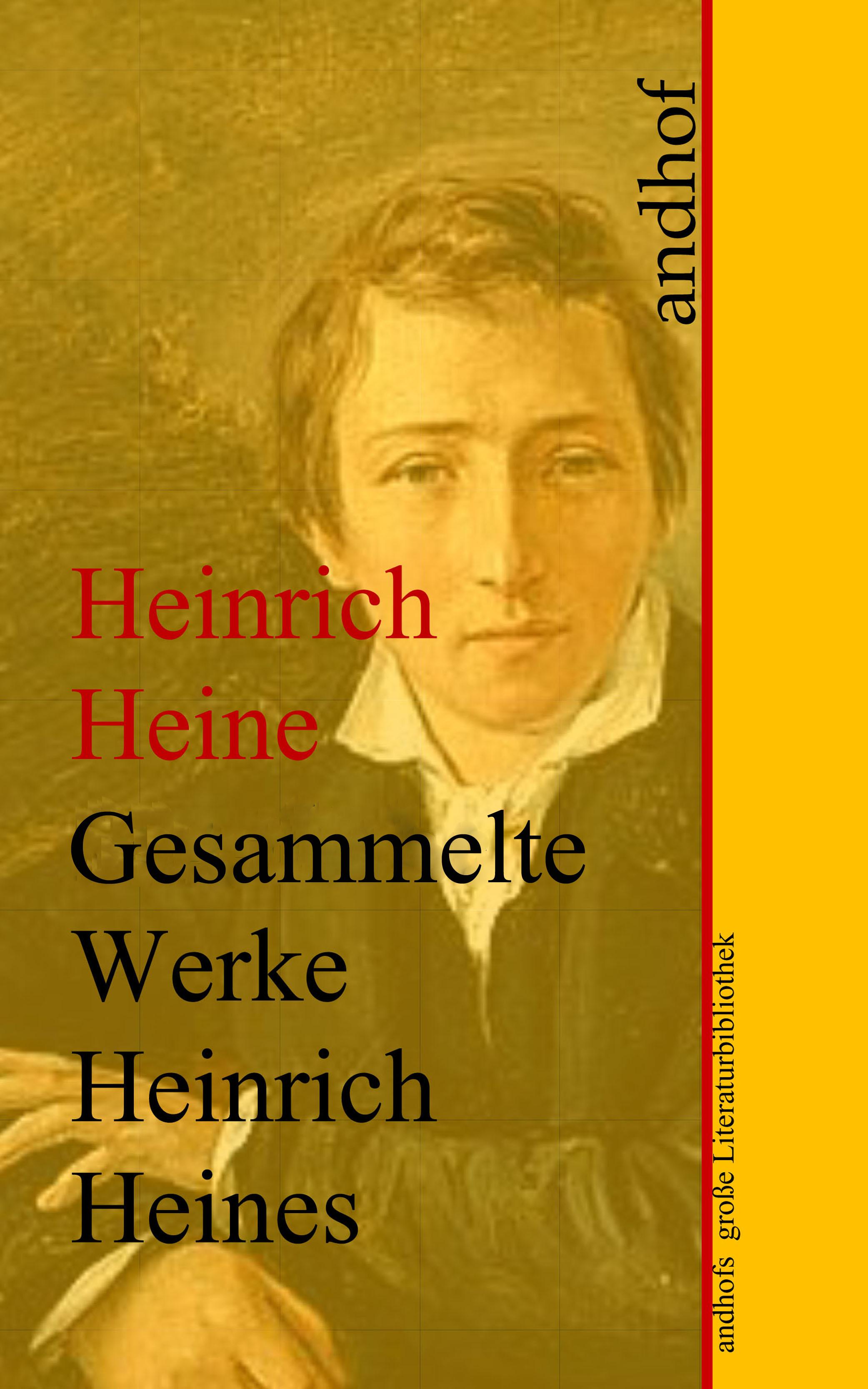 Heinrich Heine Heinrich Heine: Gesammelte Werke блейзер quelle ashley brooke by heine 7397