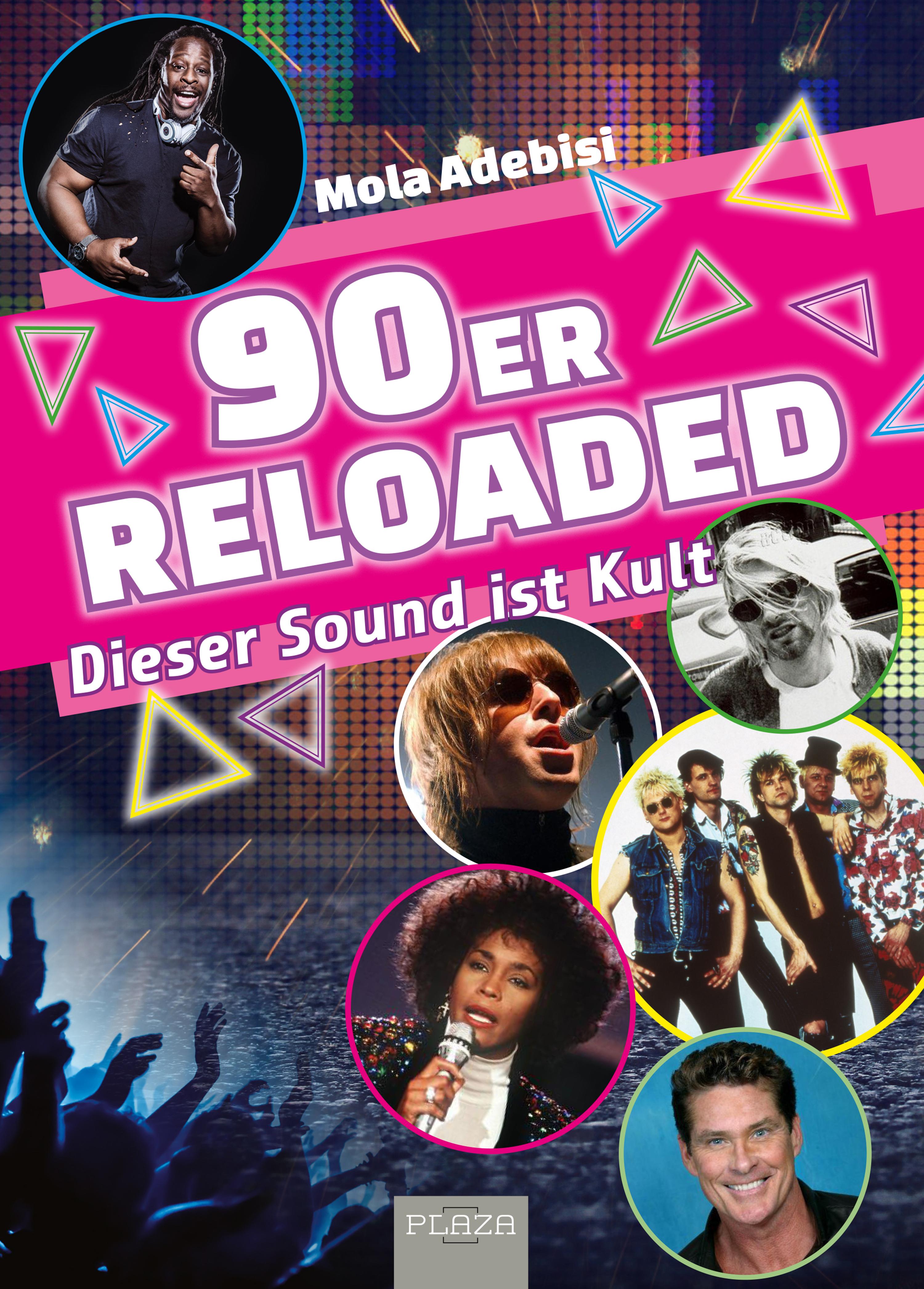 цена Mola Adebisi 90er reloaded