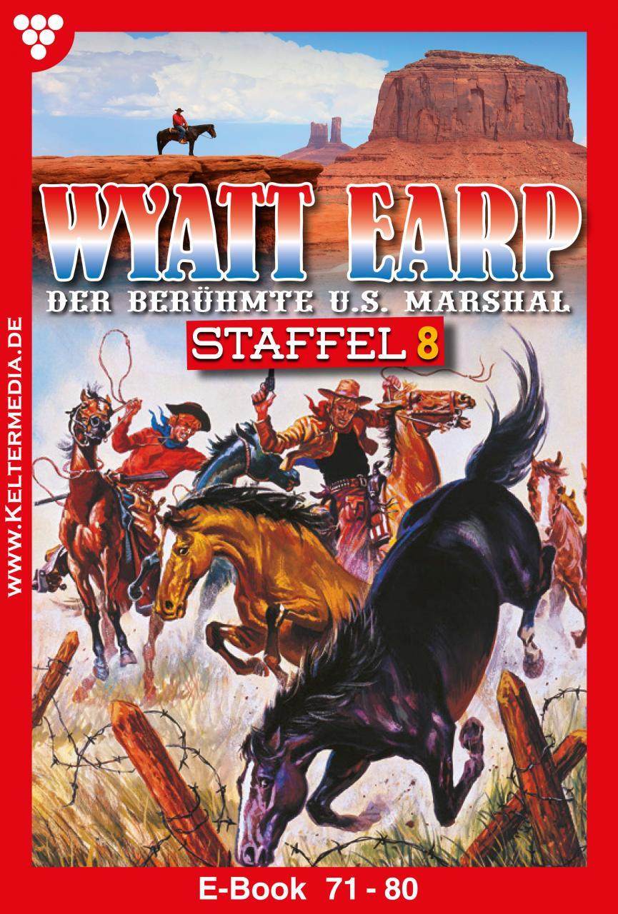 William Mark Wyatt Earp Staffel 8 – Western william mark wyatt earp classic 31 – western