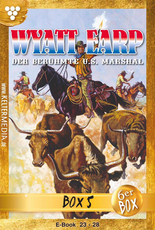 William Mark Wyatt Earp Jubiläumsbox 5 – Western william mark wyatt earp classic 31 – western