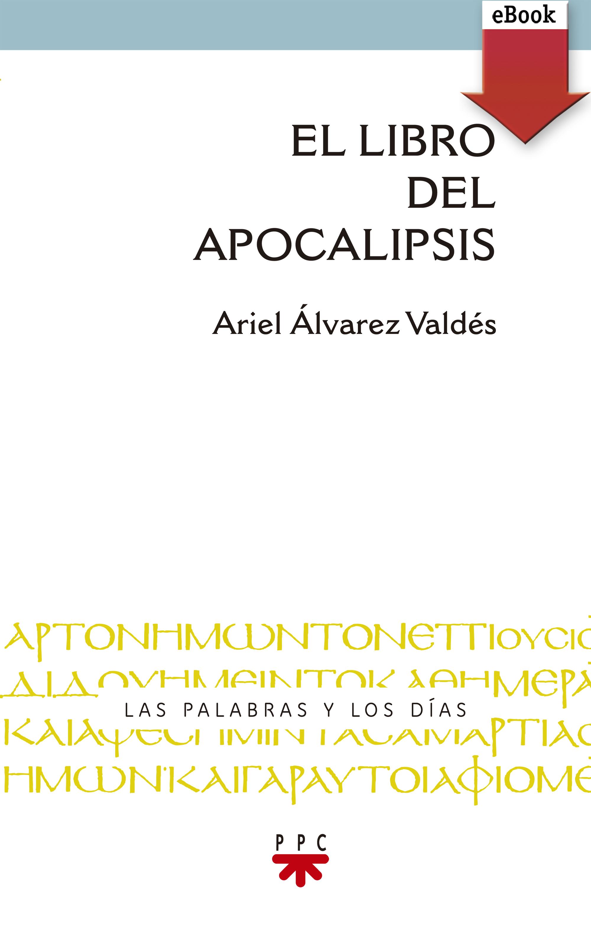 Ariel Álvarez Valdés El libro del Apocalipsis dress fobya dress