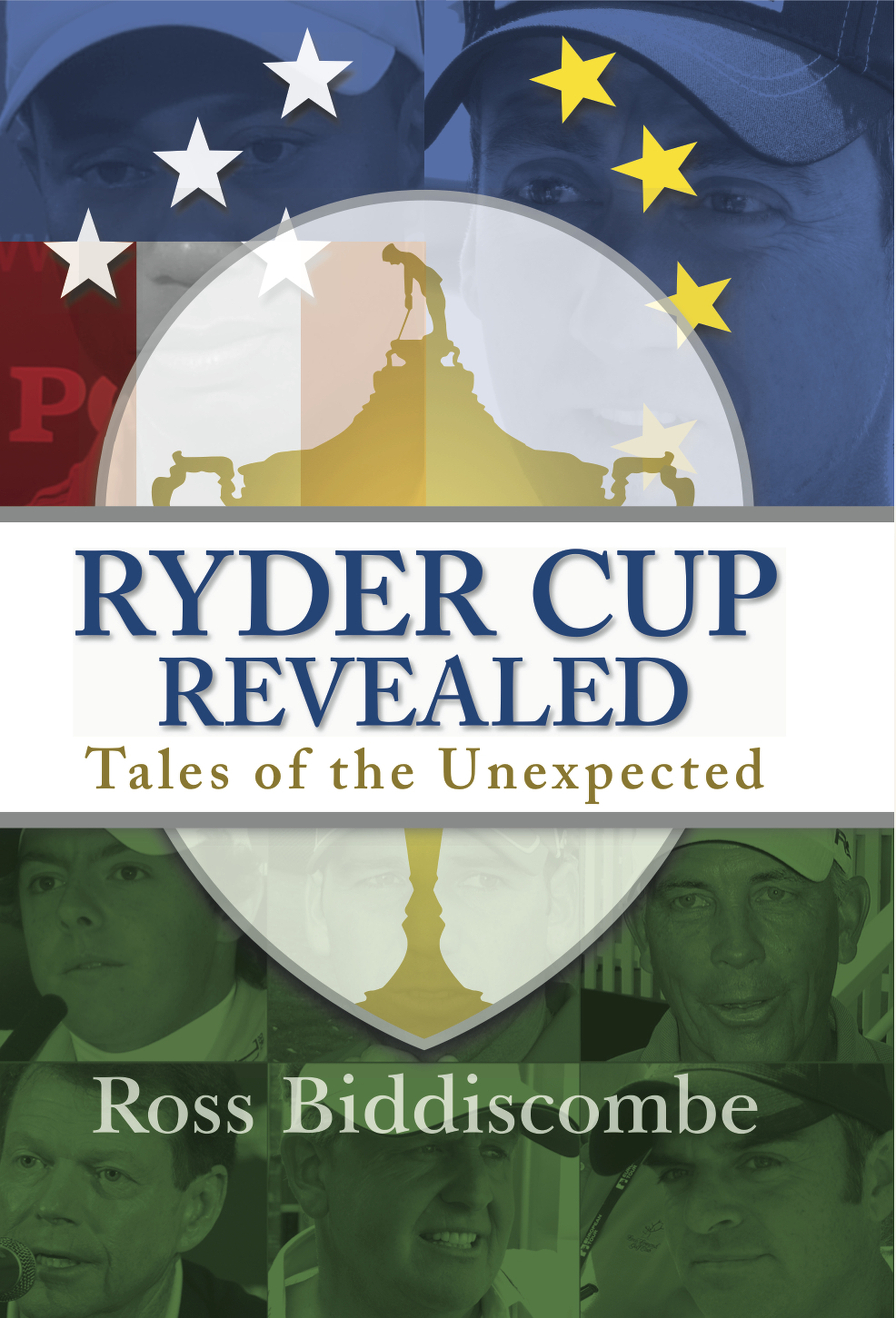 Ross Biddiscombe Ryder Cup Revealed paris revealed