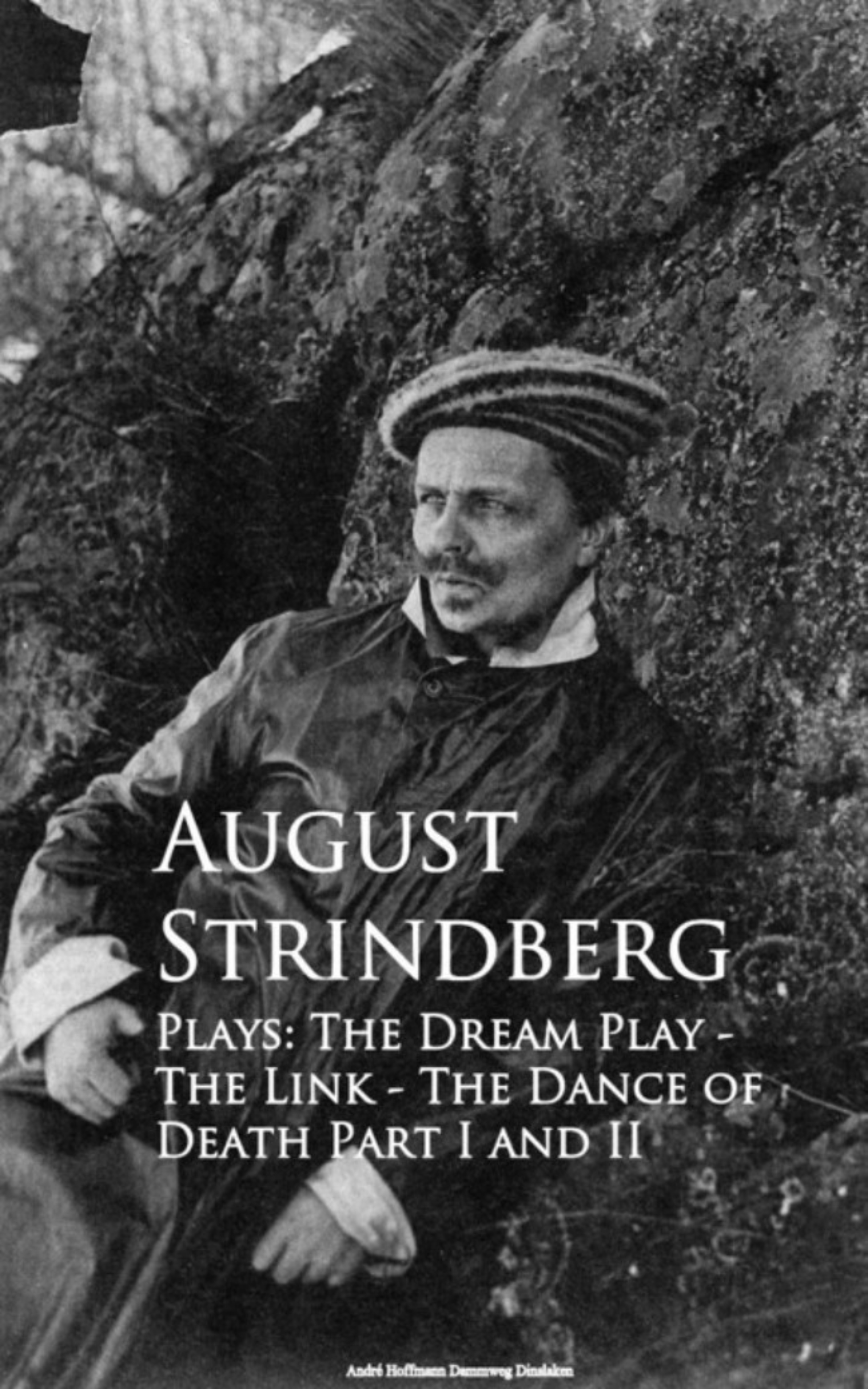 August Strindberg Plays: The Dream Play - The Link - The Dance of Death Part I and II bandshop sticker i play the guitar