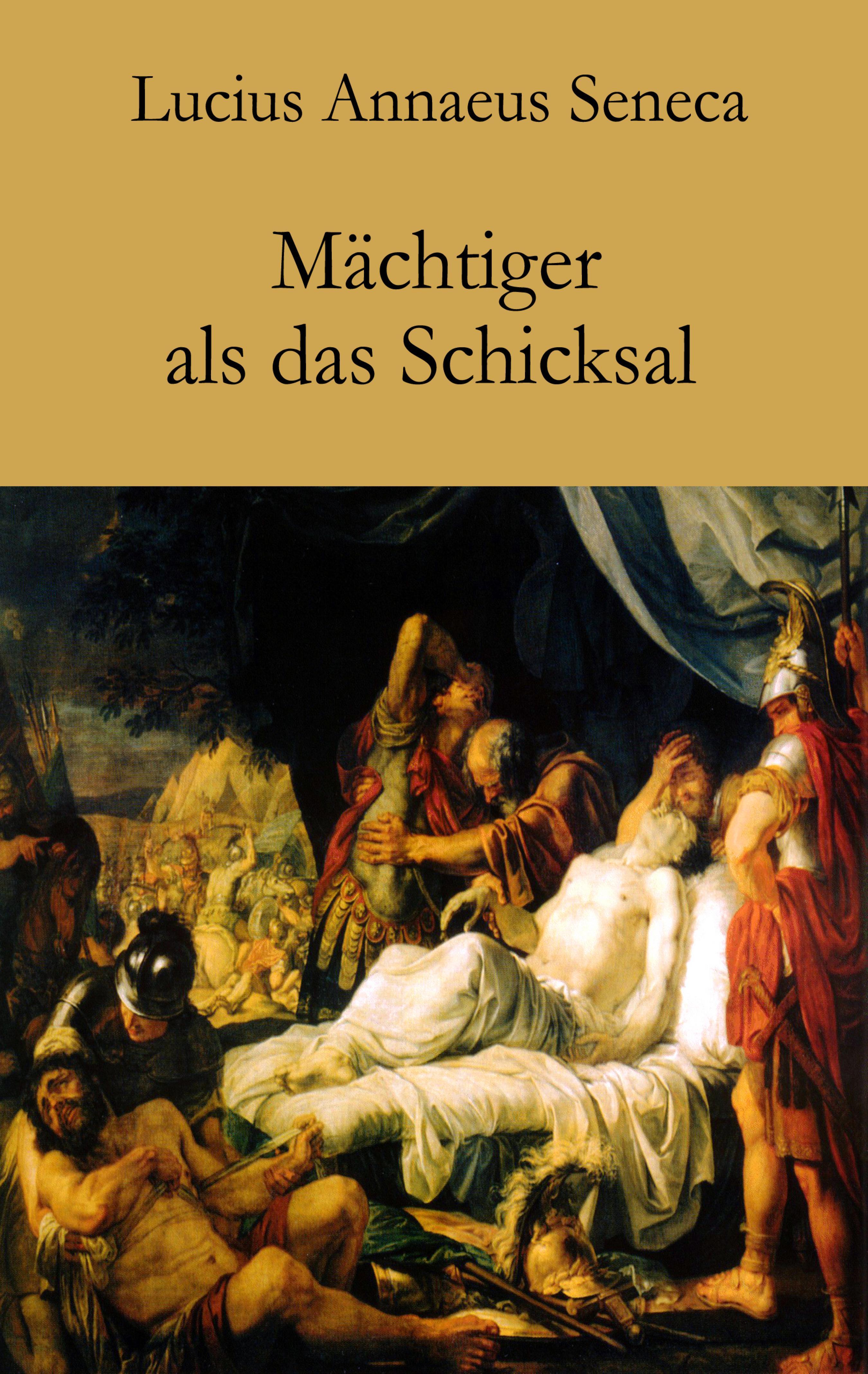 Lucius Annaeus Seneca Mächtiger als das Schicksal svante arrhenius das schicksal der planeten