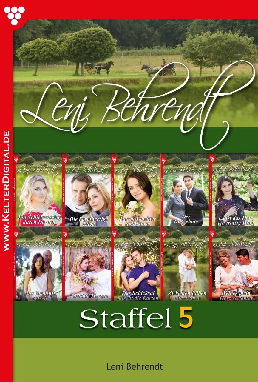 Фото - Leni Behrendt Leni Behrendt Staffel 5 – Liebesroman leni behrendt leni behrendt staffel 2 – liebesroman