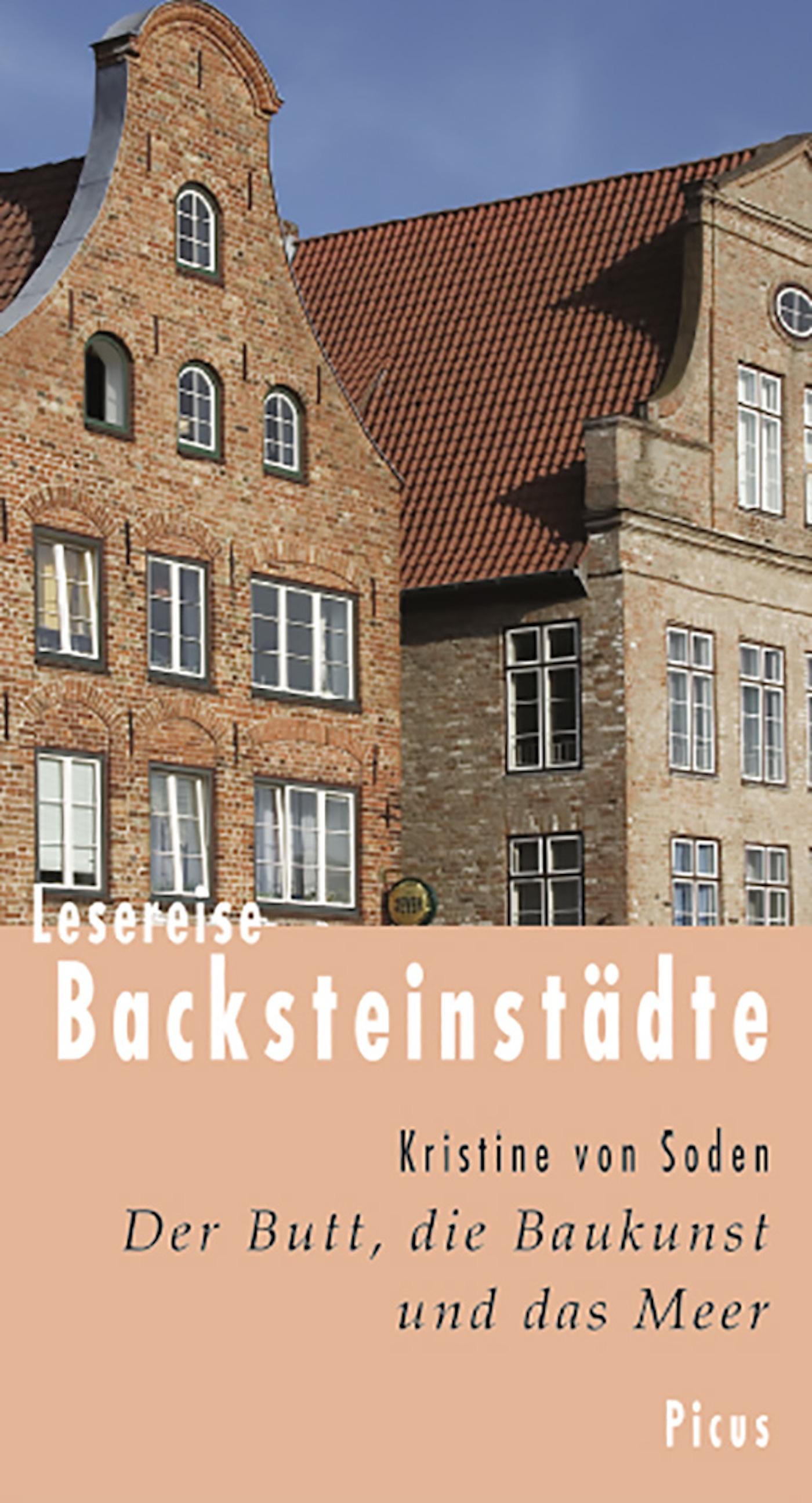 Kristine von Soden Lesereise Backsteinstädte