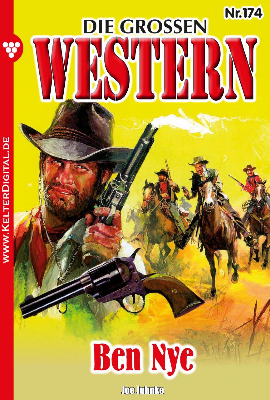Joe Juhnke Die großen Western 174 joe juhnke die großen western 179