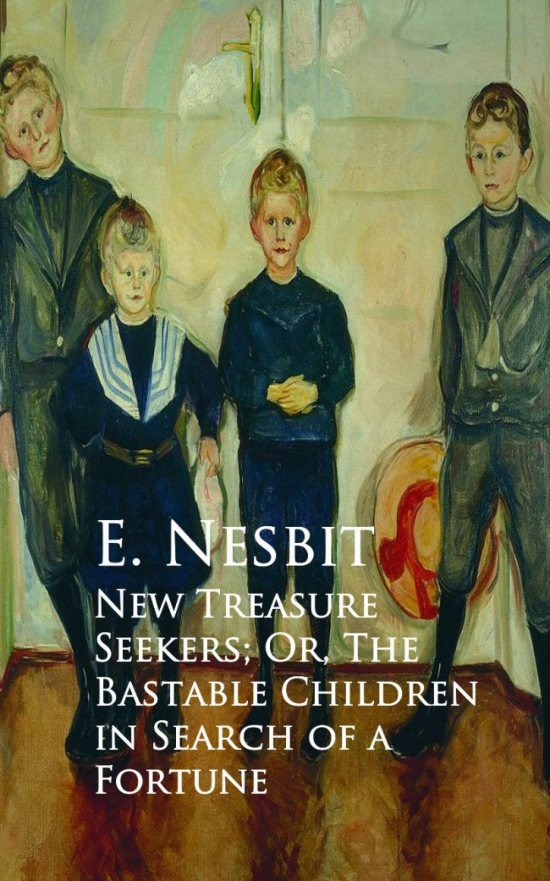 E. Nesbit New Treasure Seekers; Or, The Bastable Children in Search of a Fortune in search of the double sunderland afc 1912 13