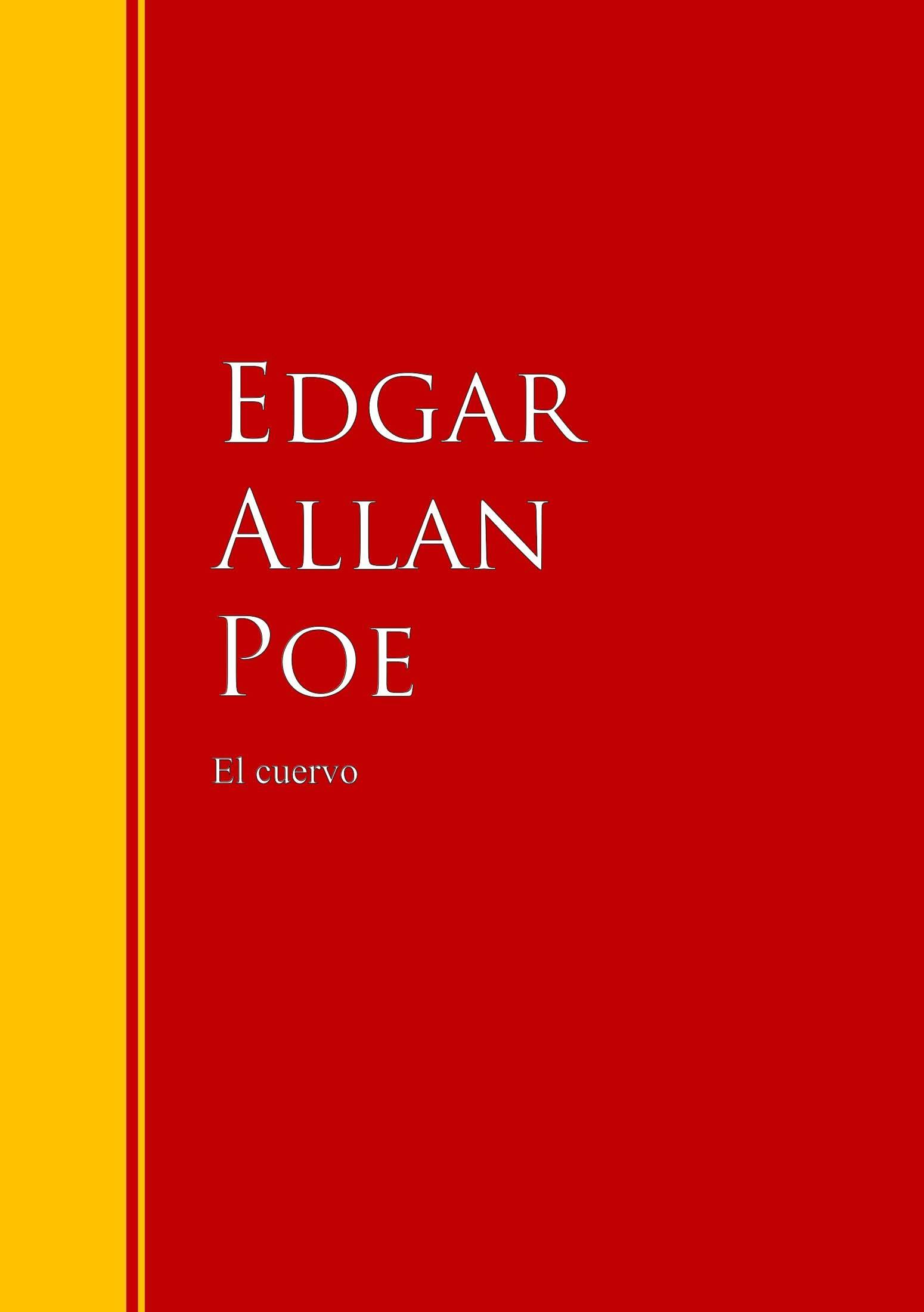 Эдгар Аллан По El Cuervo cuervo y sobrinos historiador lady 3112 1ma l
