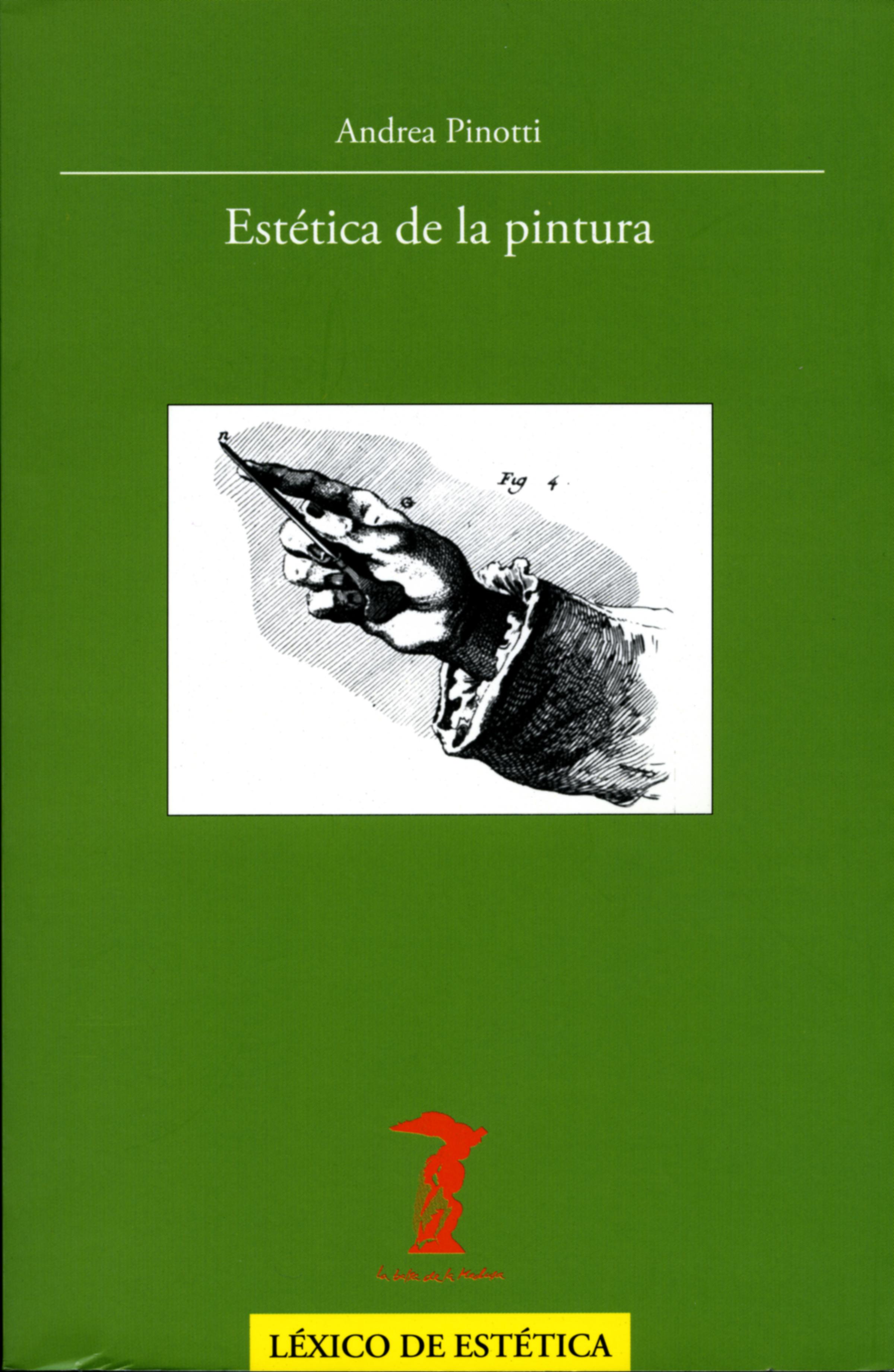 Andrea Pinotti Estética de la pintura недорого