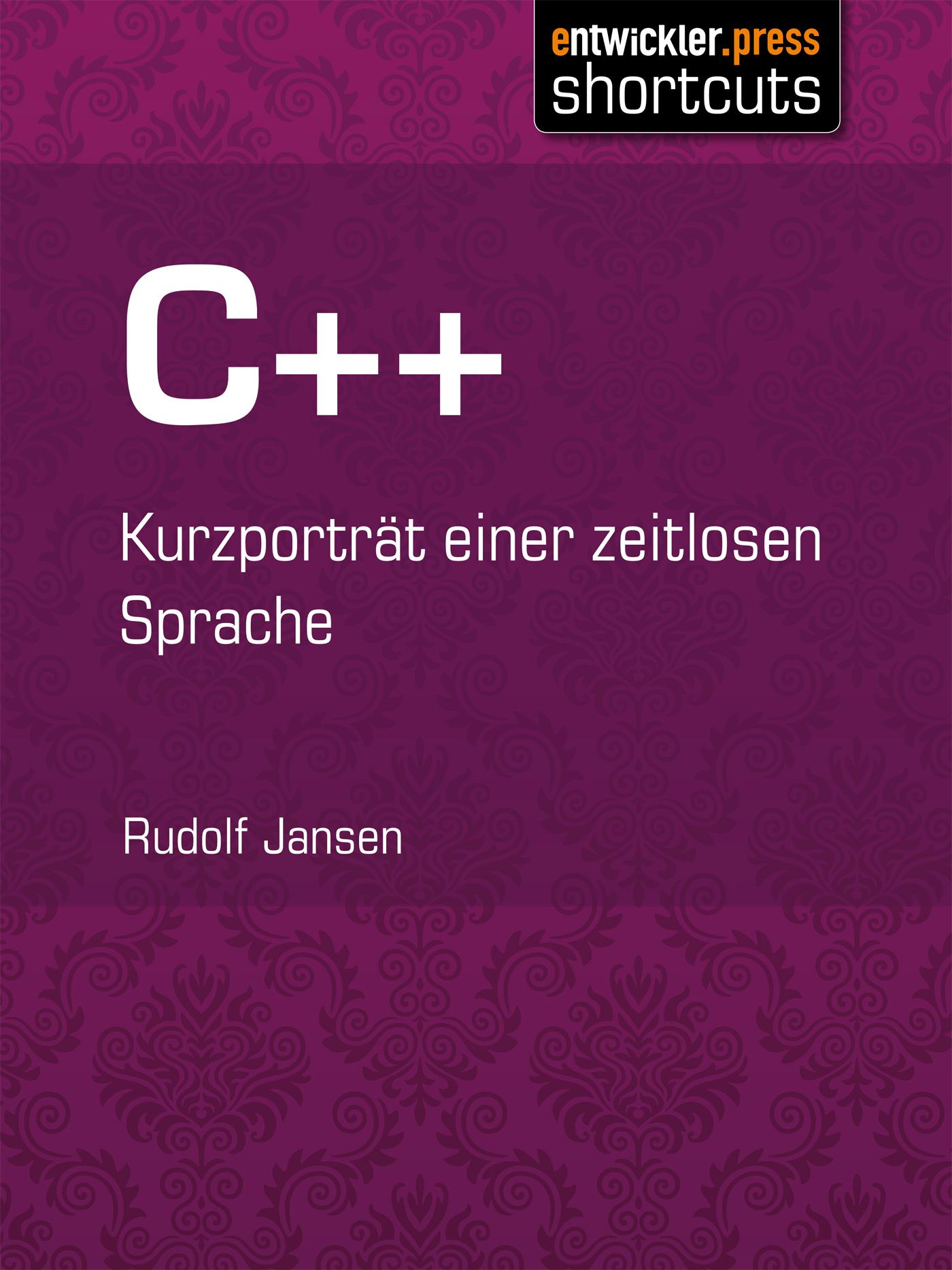 Rudolf Jansen C++