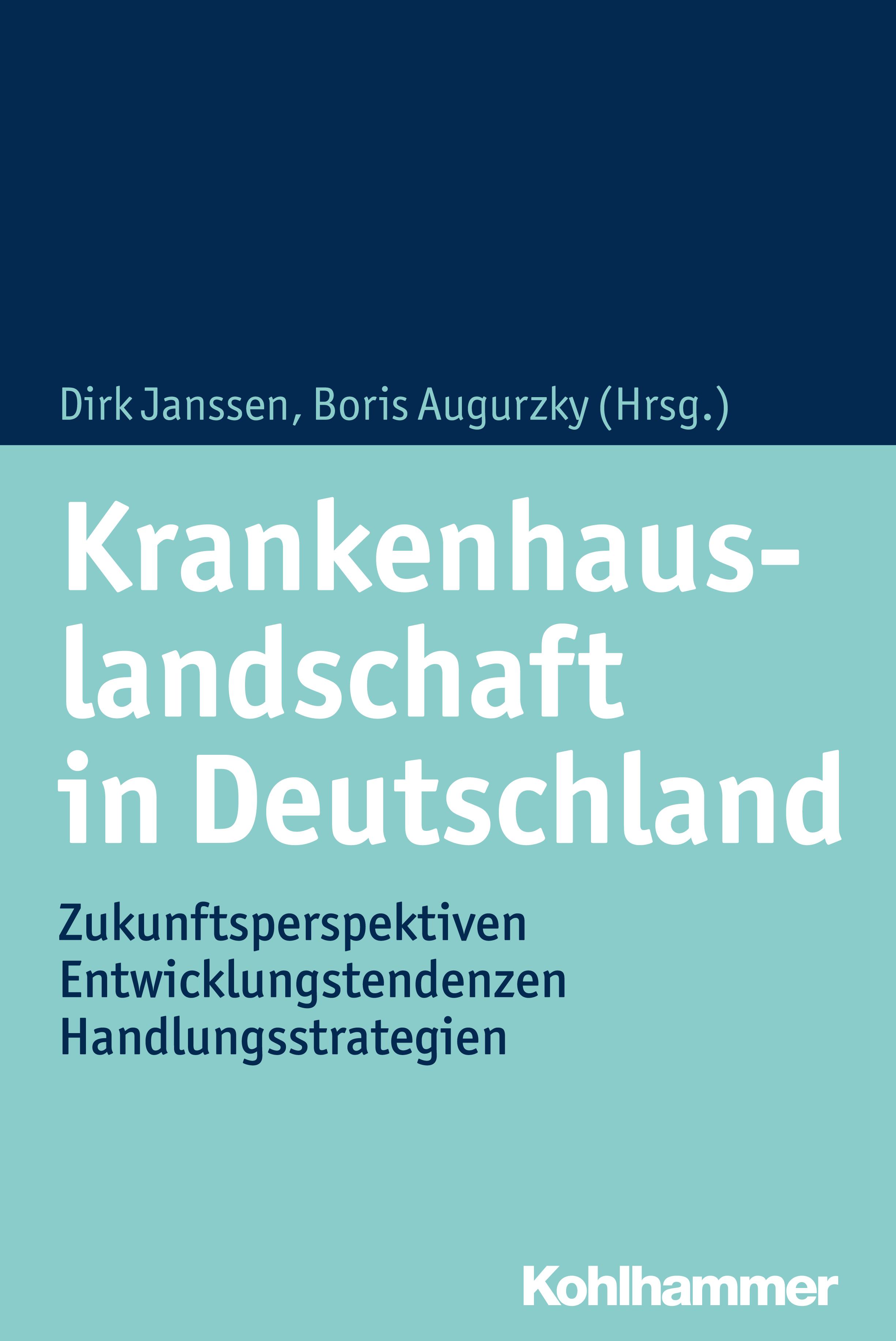 Отсутствует Krankenhauslandschaft in Deutschland