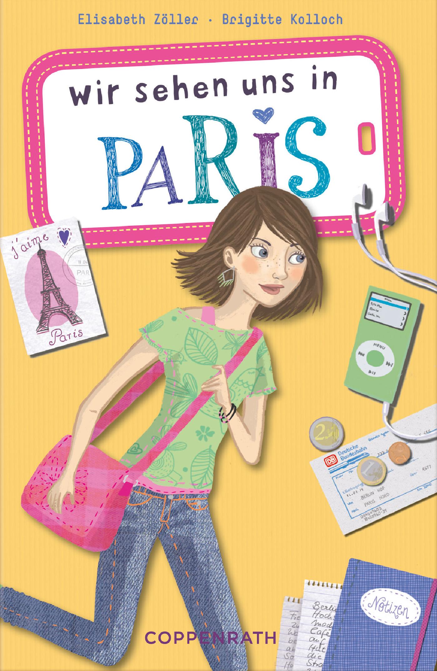 Elisabeth Zoller Wir sehen uns in Paris