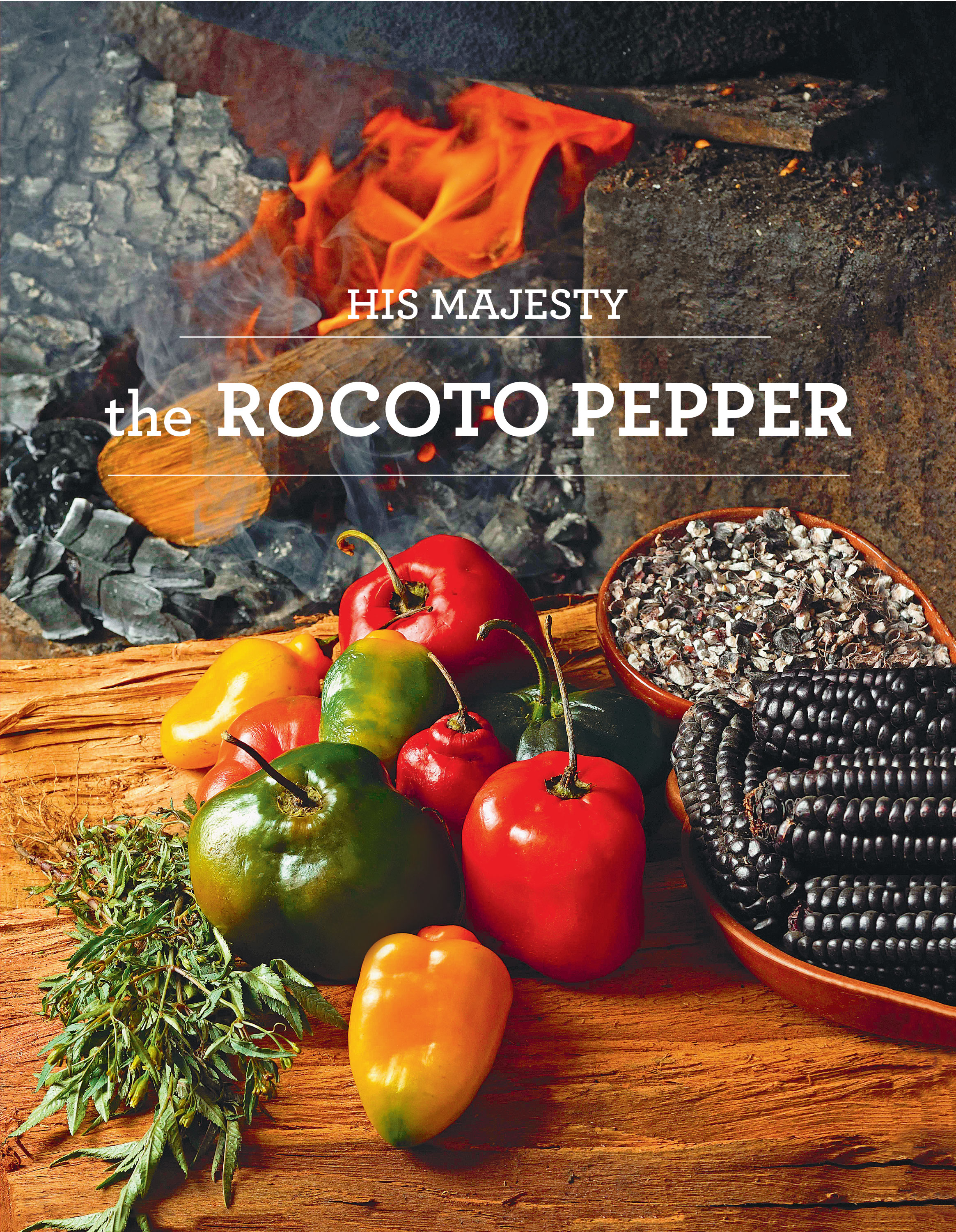 Отсутствует His Majesty the Rocoto Pepper цена