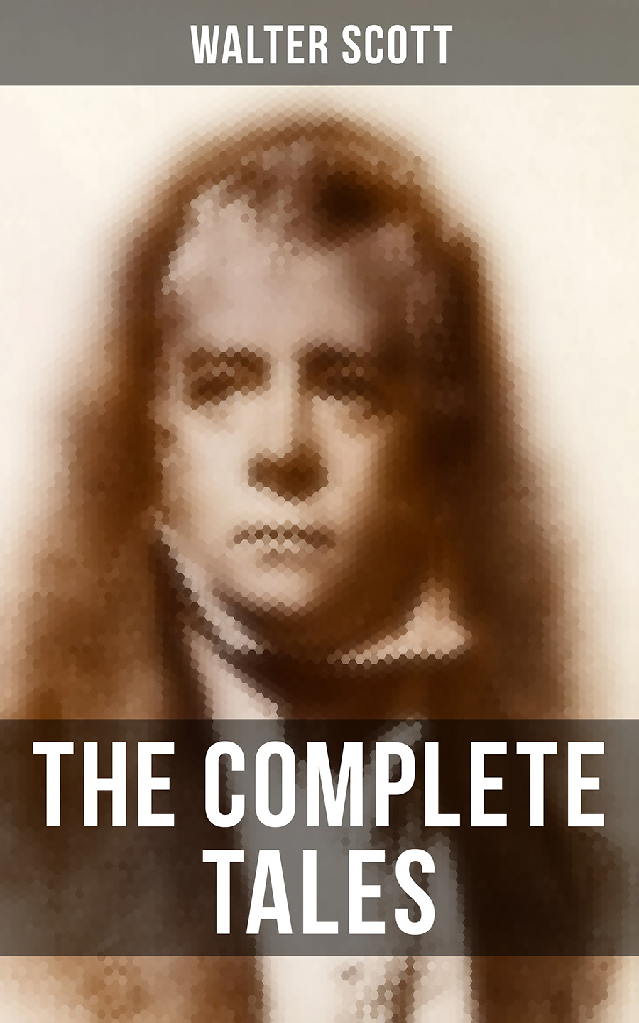 Walter Scott The Complete Tales of Sir Walter Scott scott walter guy mannering