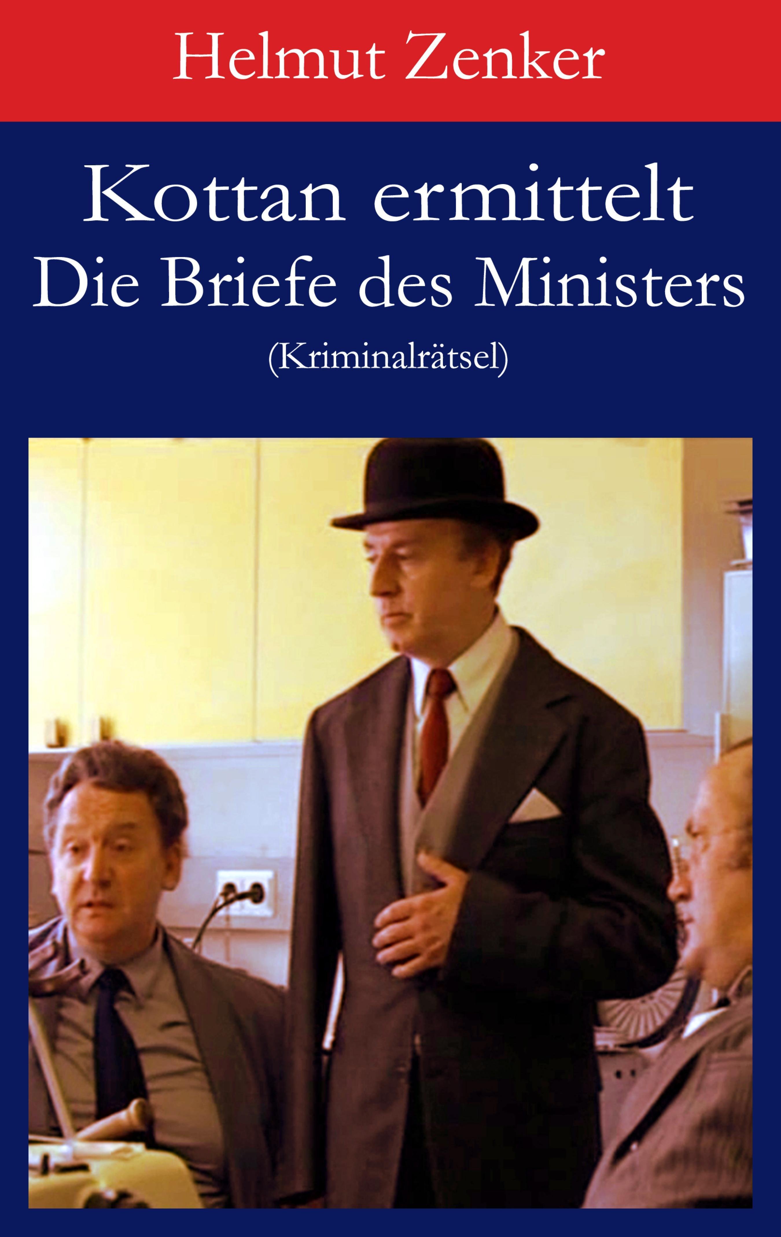 Helmut Zenker Kottan ermittelt: Die Briefe des Ministers helmut zenker kottan ermittelt mord in schönbrunn