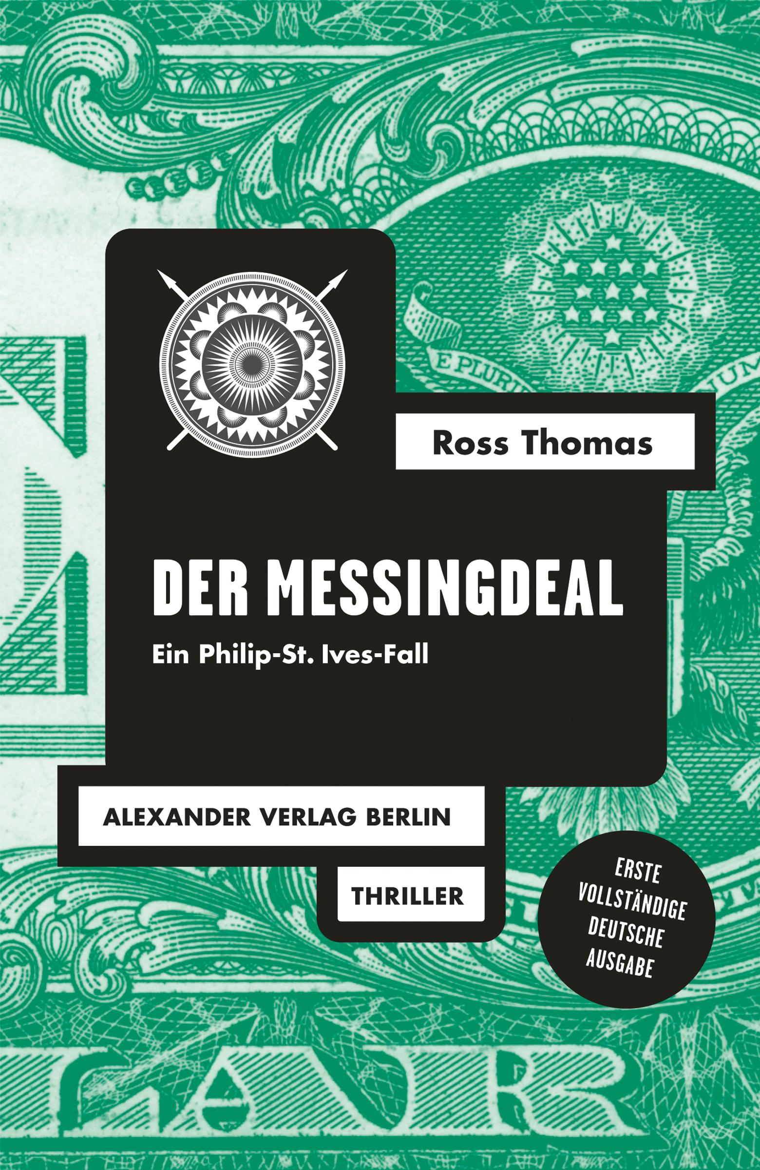 Ross Thomas Der Messingdeal недорого