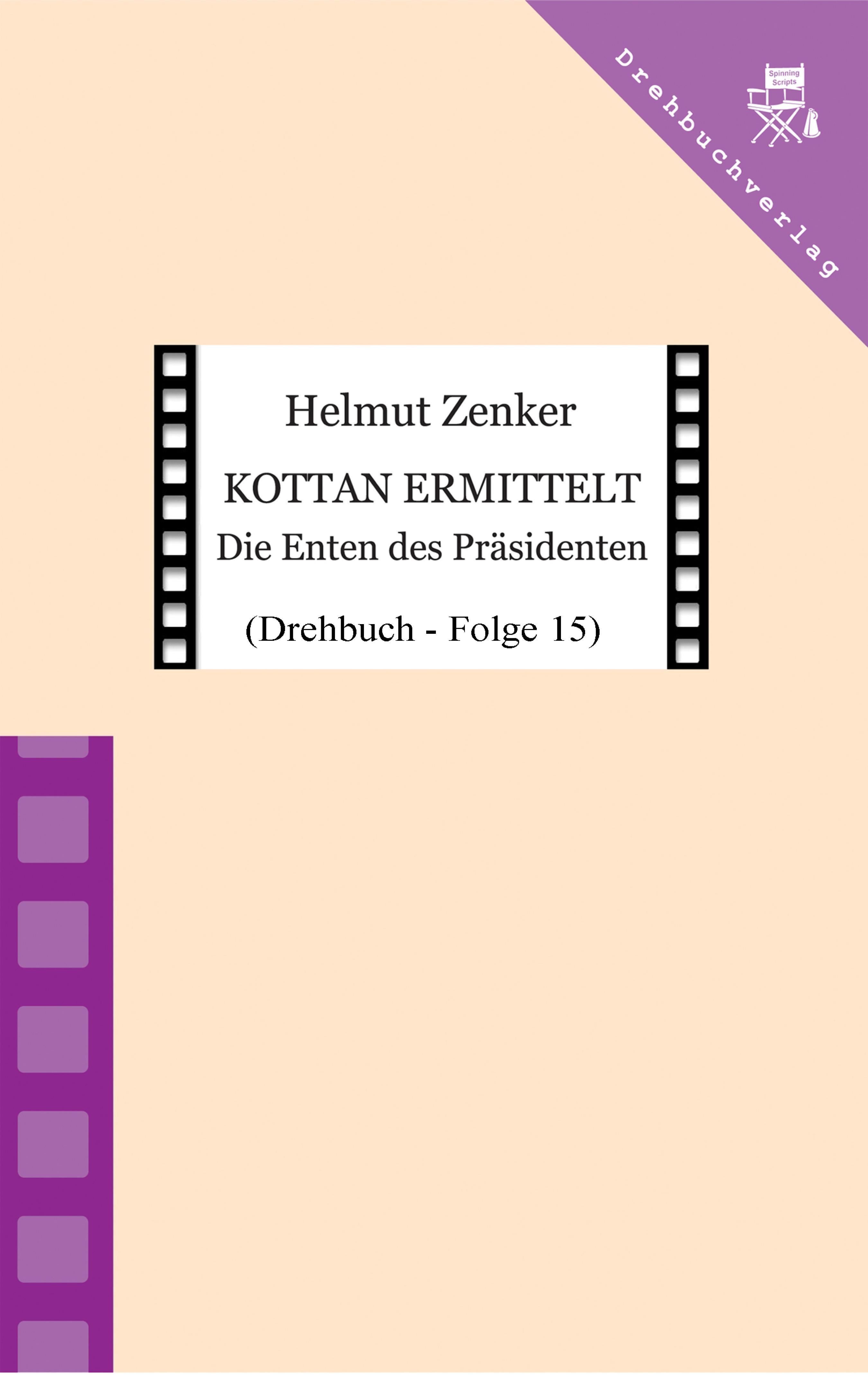 Helmut Zenker Kottan ermittelt: Die Enten des Präsidenten helmut zenker kottan ermittelt mord in schönbrunn