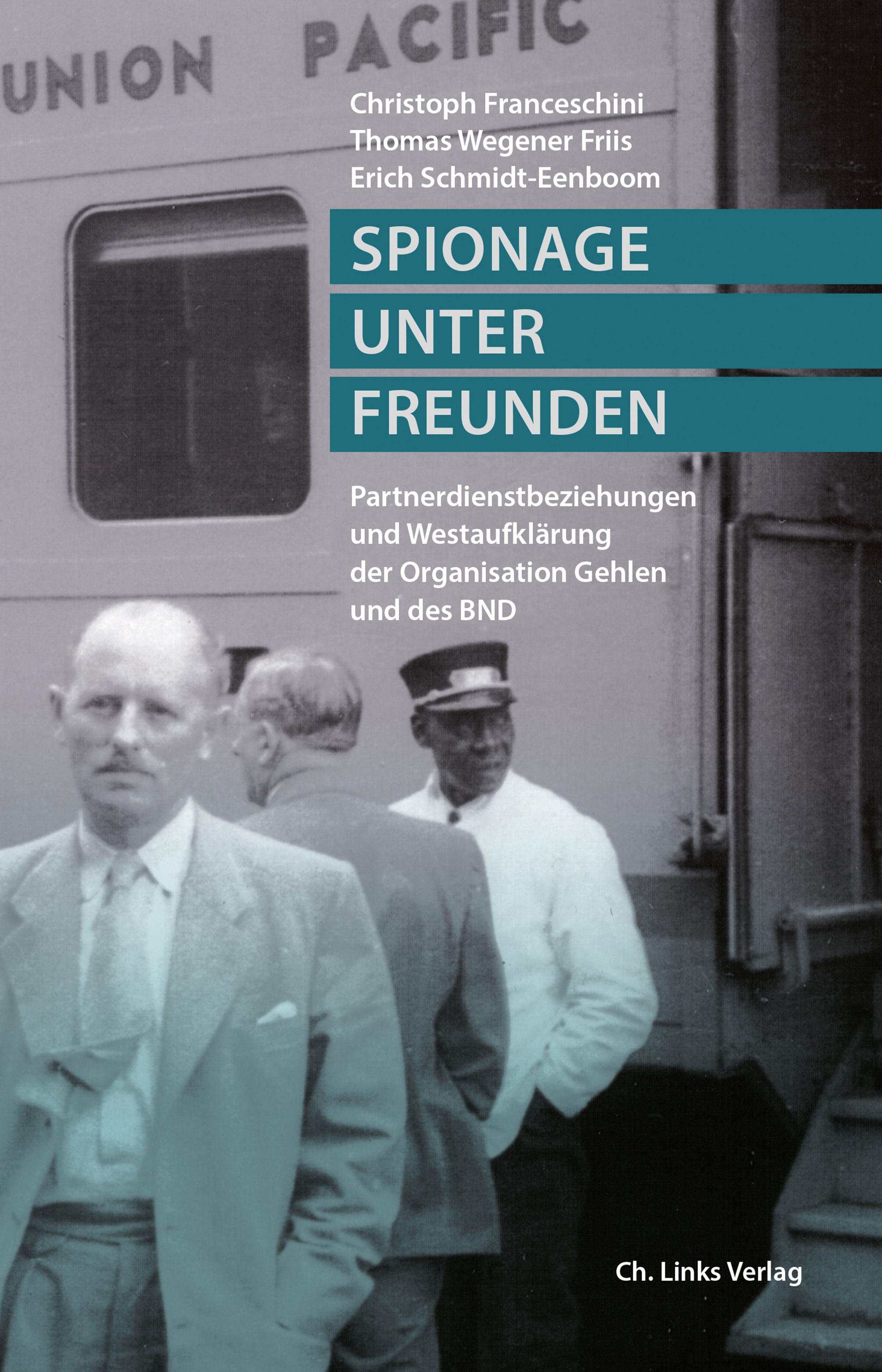 Thomas Wegener Friis Spionage unter Freunden