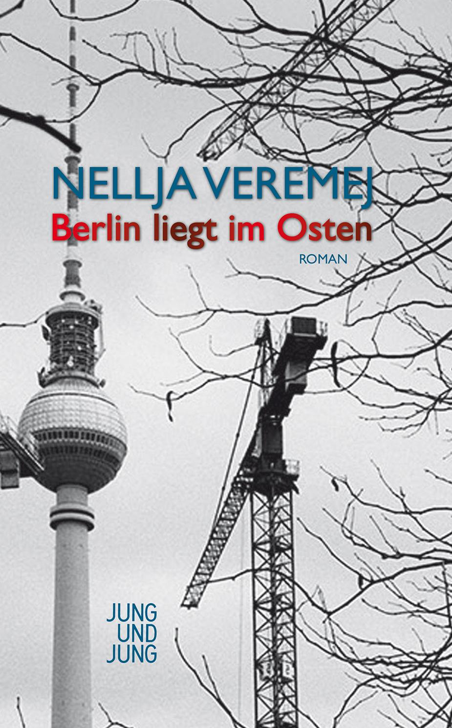 Nellja Veremej Berlin liegt im Osten недорого