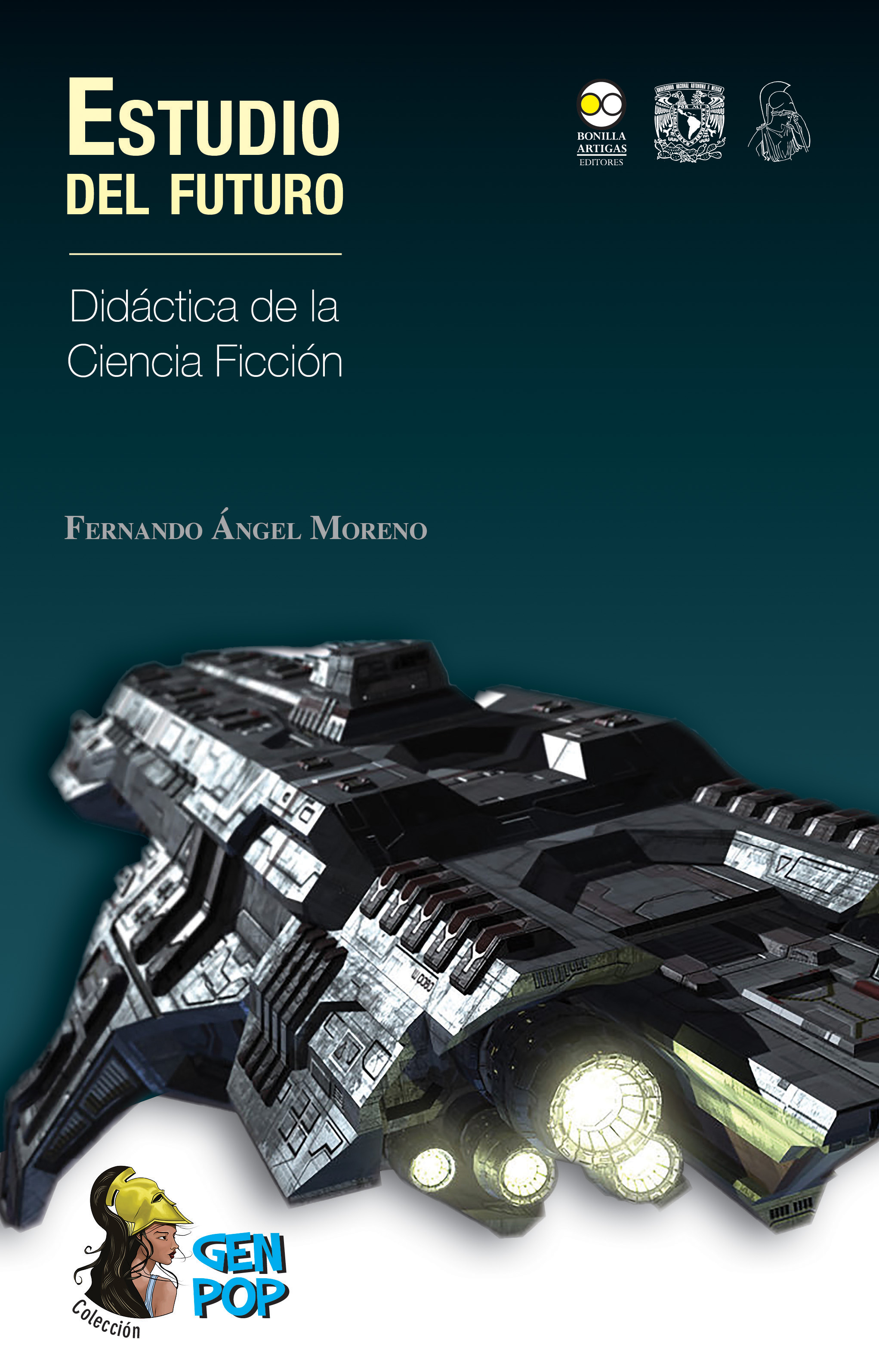 Fernando Angel Moreno Estudio del futuro