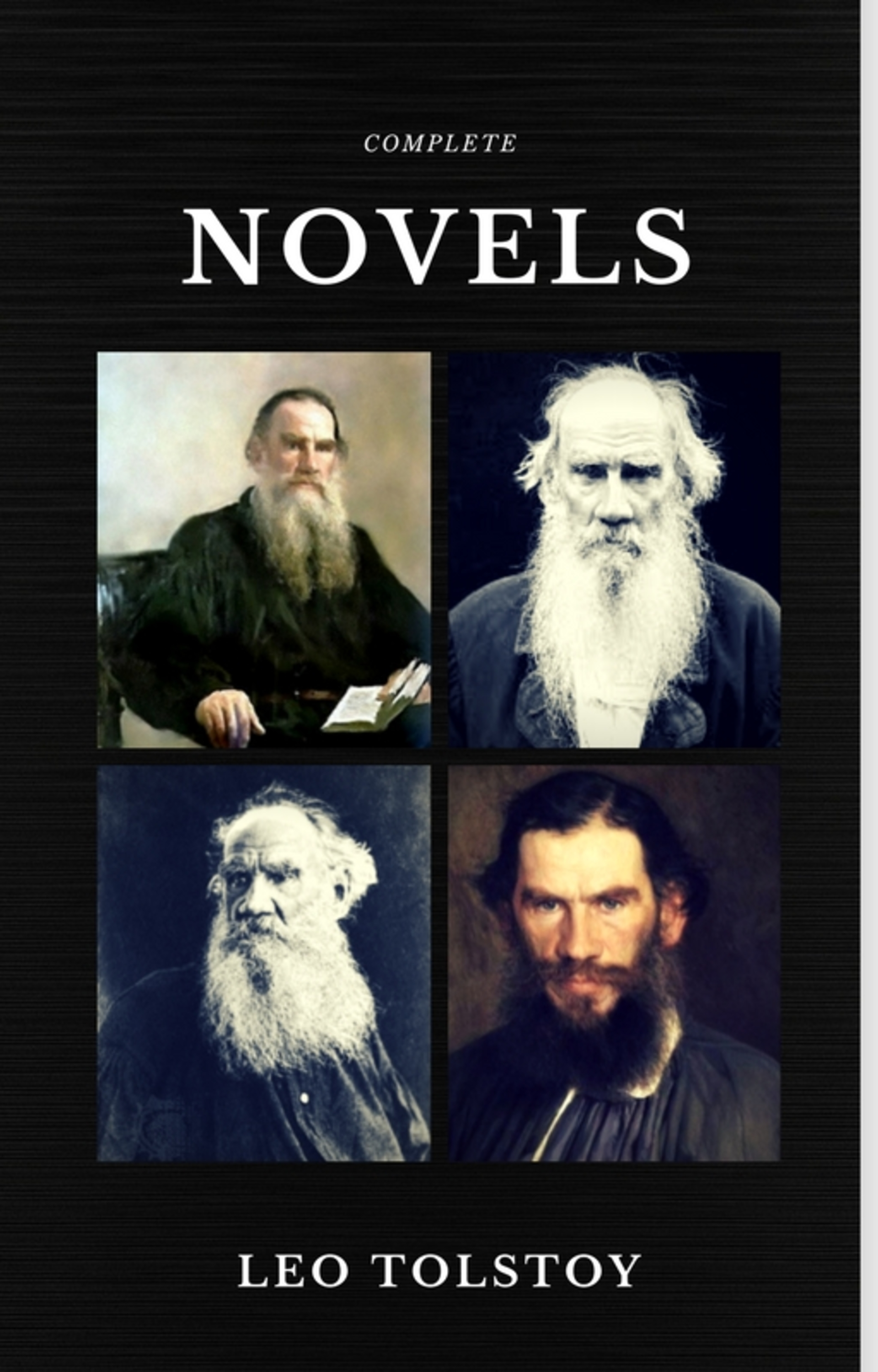 Leo Tolstoy Leo Tolstoy: The Complete Novels and Novellas (Quattro Classics) (The Greatest Writers of All Time) цена и фото