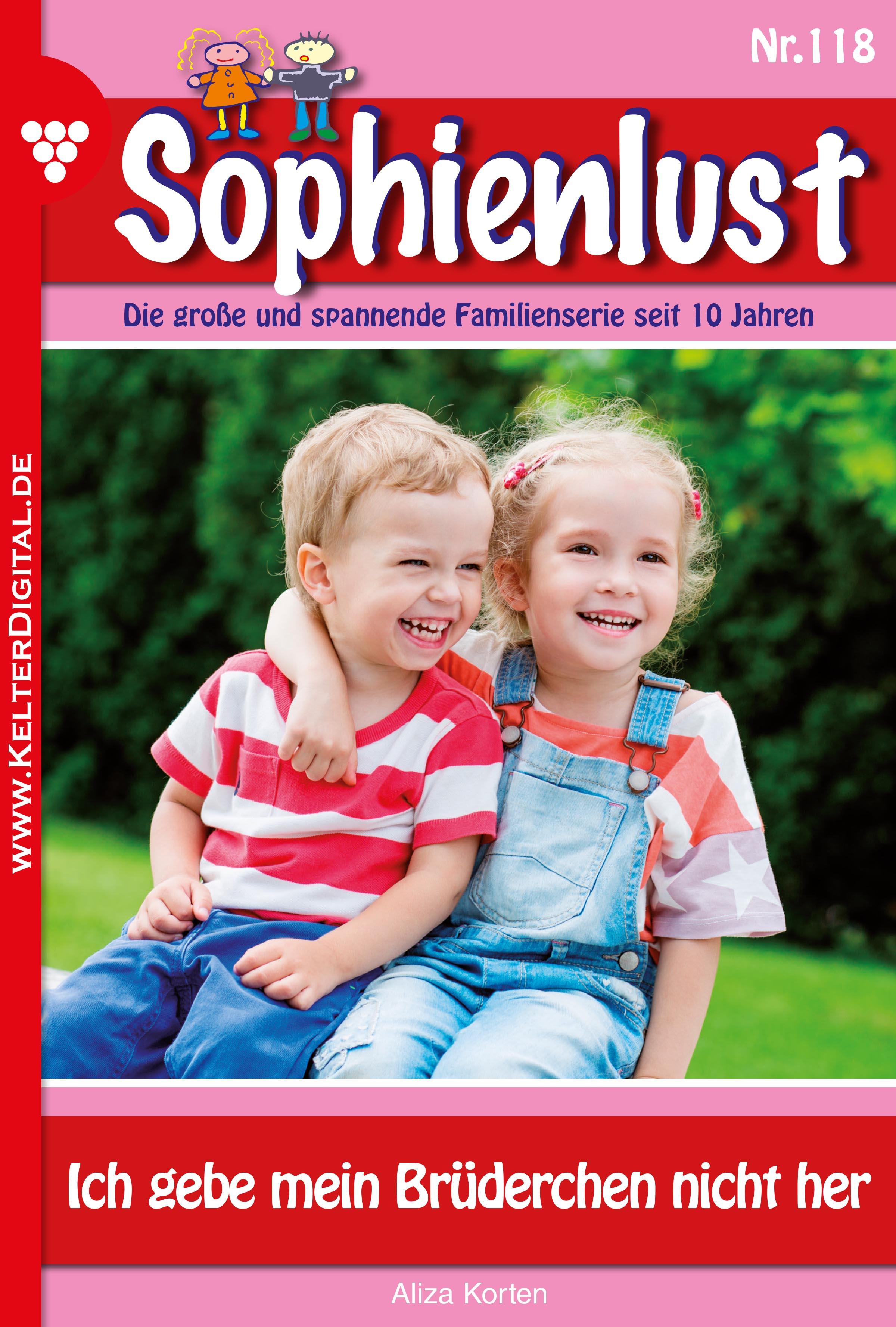 Sophienlust 118 – Familienroman ( Aliza Korten  )