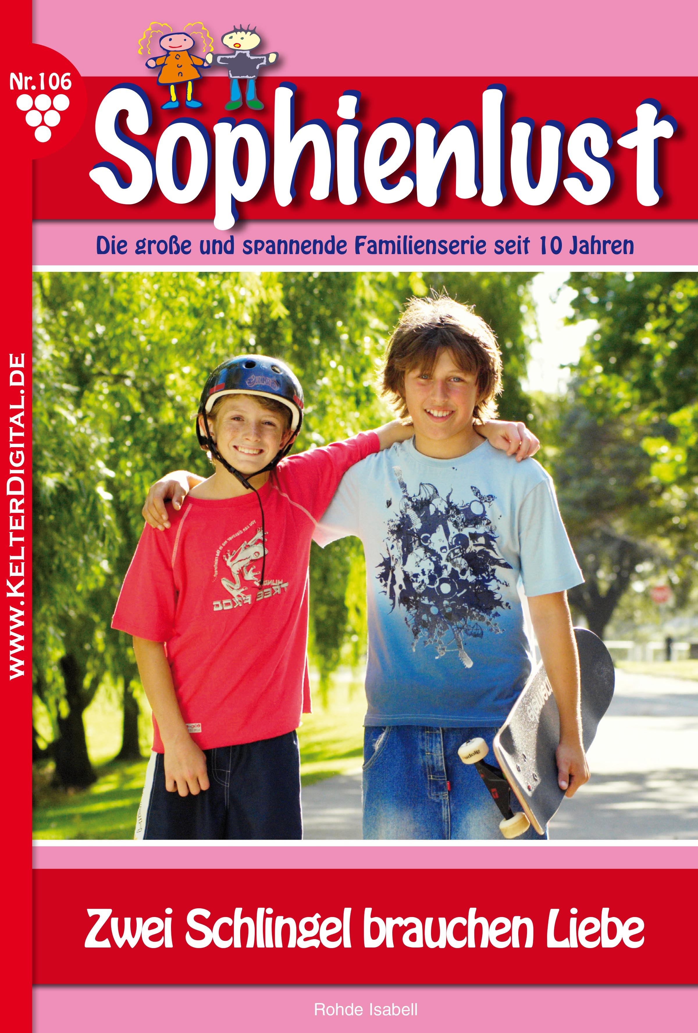 Sophienlust 106 – Familienroman ( Isabell Rohde  )