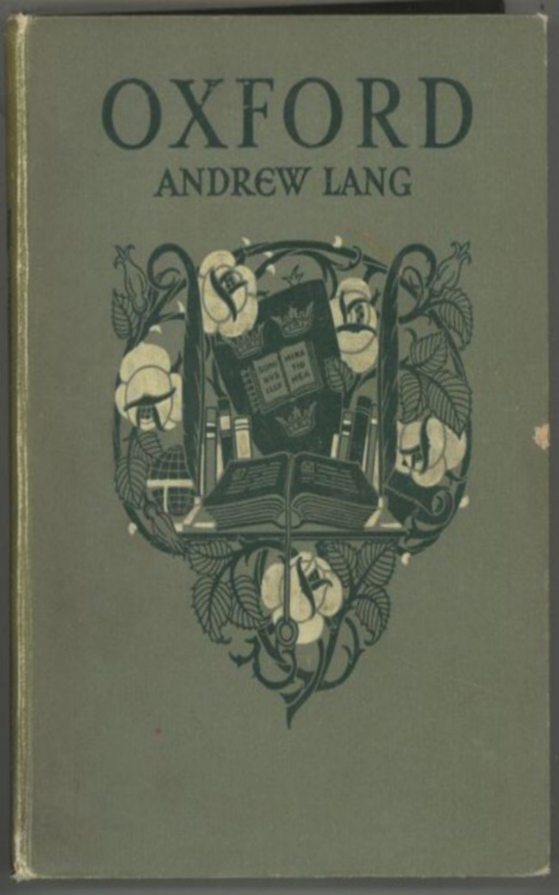 Andrew Lang Oxford lang andrew new collected rhymes