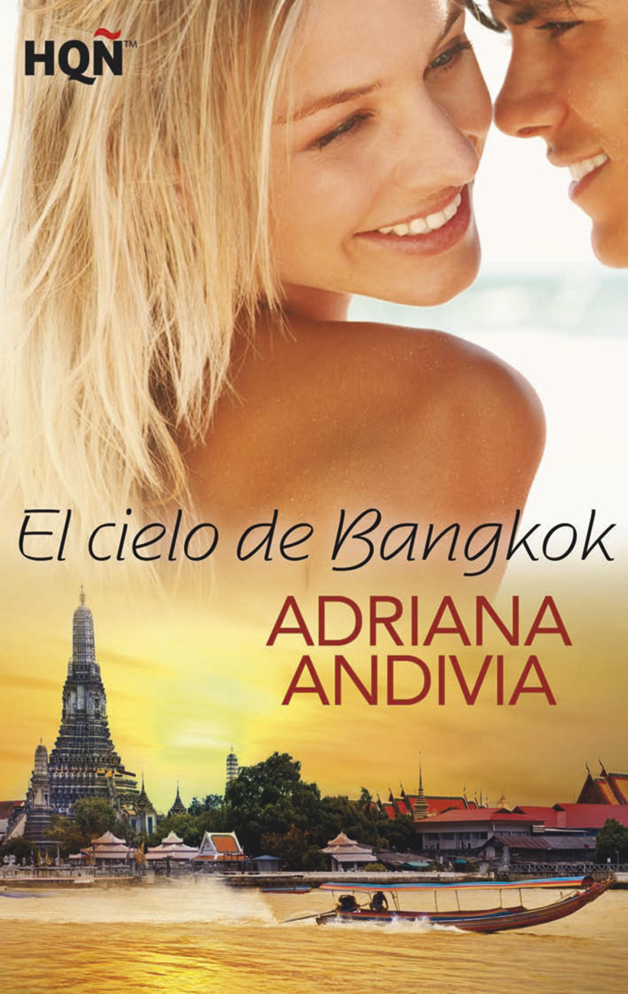 Adriana Andivia El cielo de Bangkok dvicio bangkok