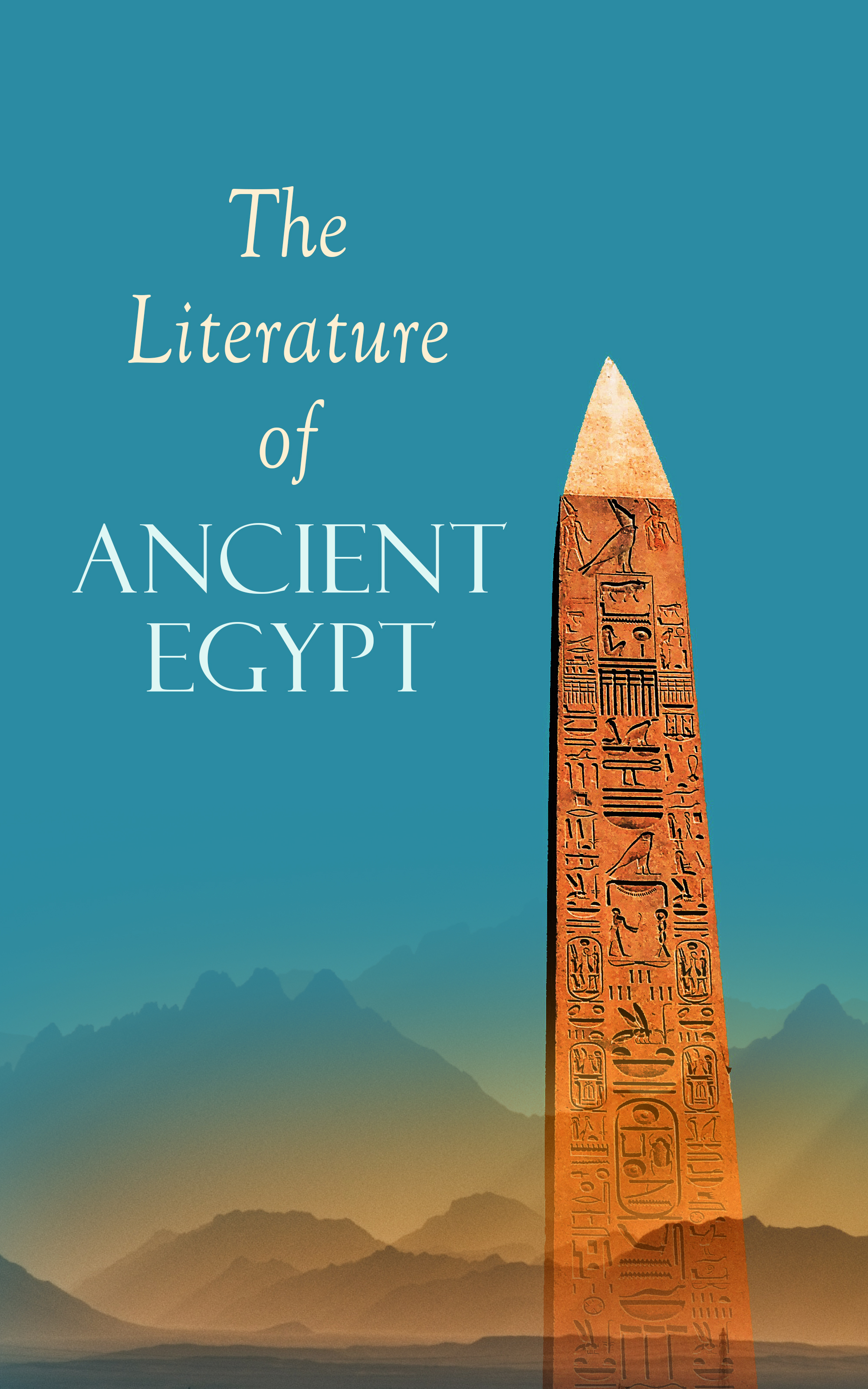 E. A. Wallis Budge The Literature of Ancient Egypt блуза wallis wallis wa007ewetko0