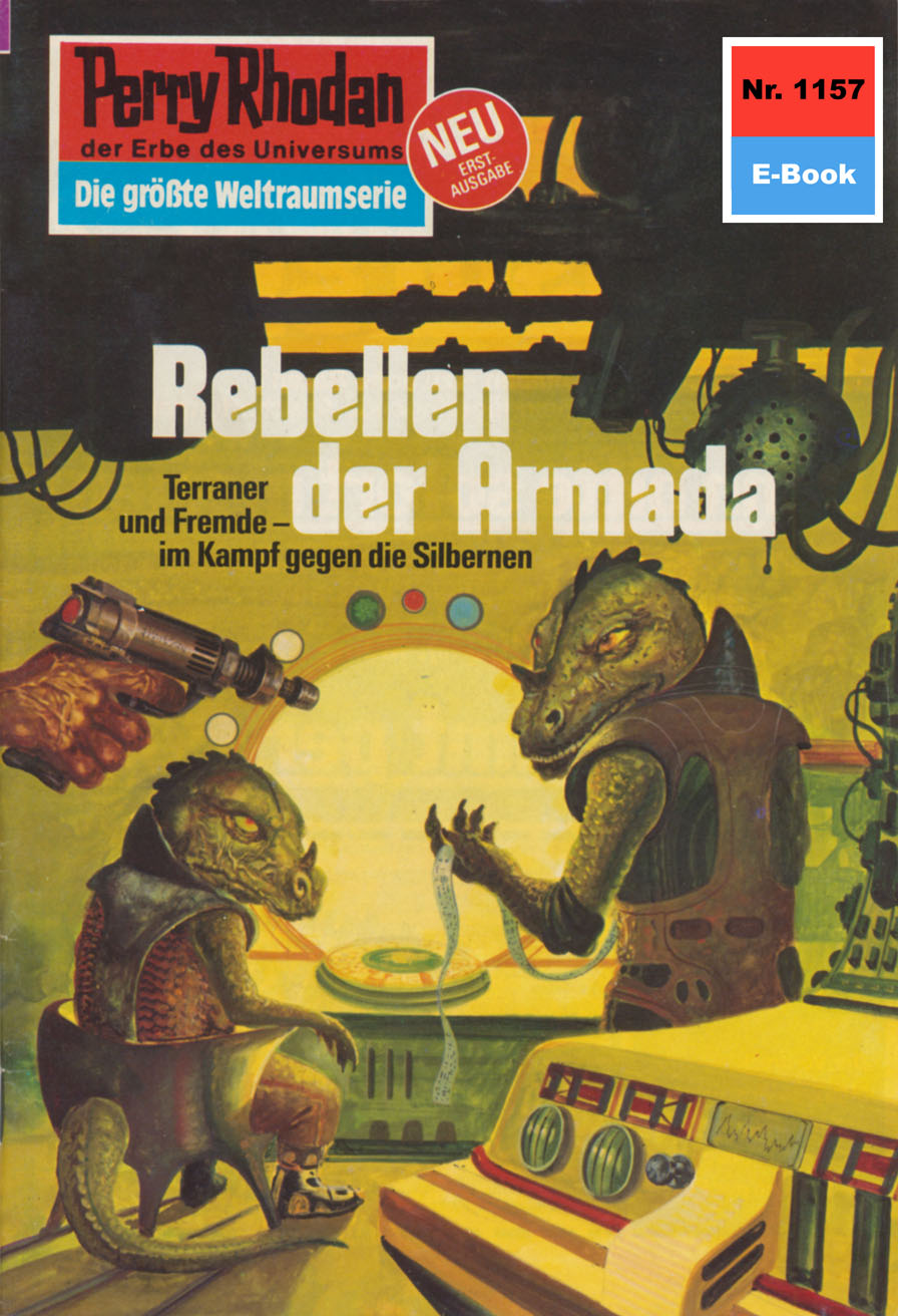 H.G. Francis Perry Rhodan 1157: Rebellen der Armada h g ewers perry rhodan 568 rebellen der cynos