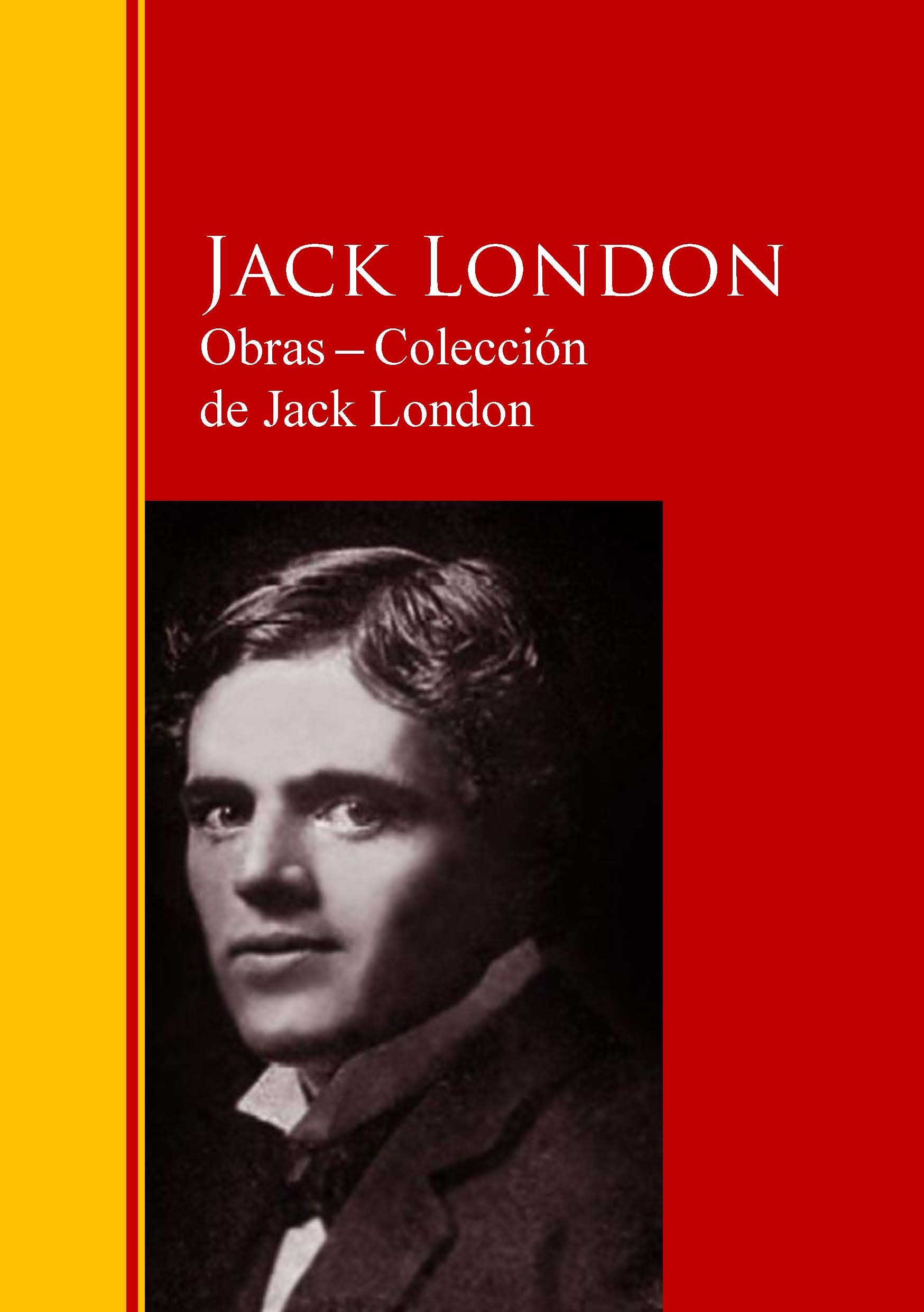 obras coleccion de jack london
