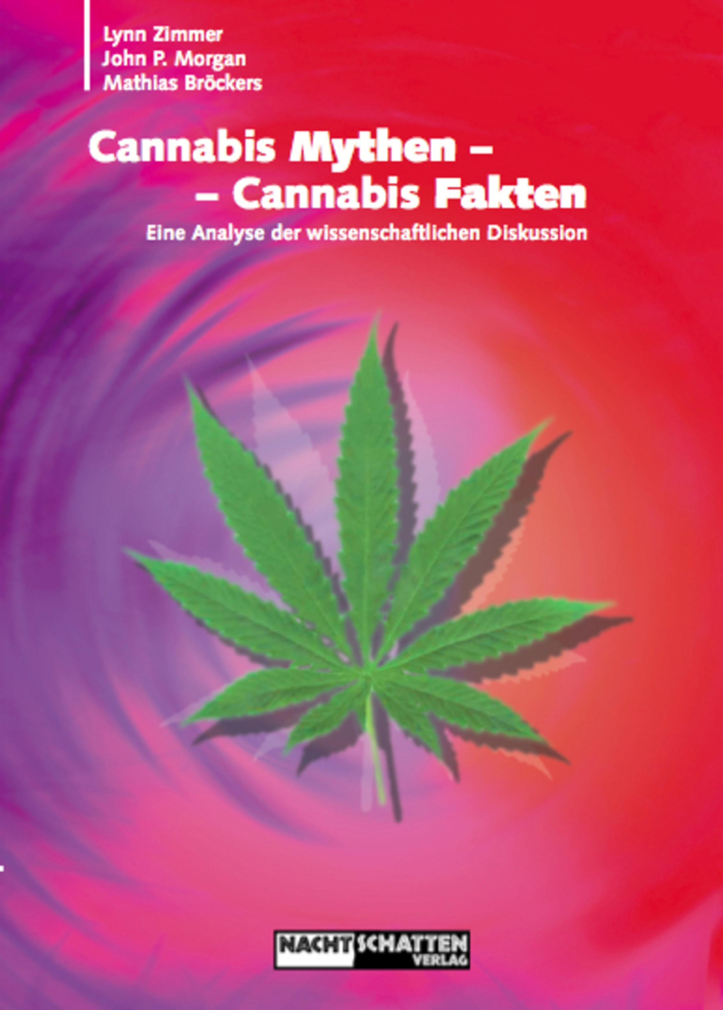 Mathias Brockers Cannabis Mythen - Cannabis Fakten official high times cannabis cookbook