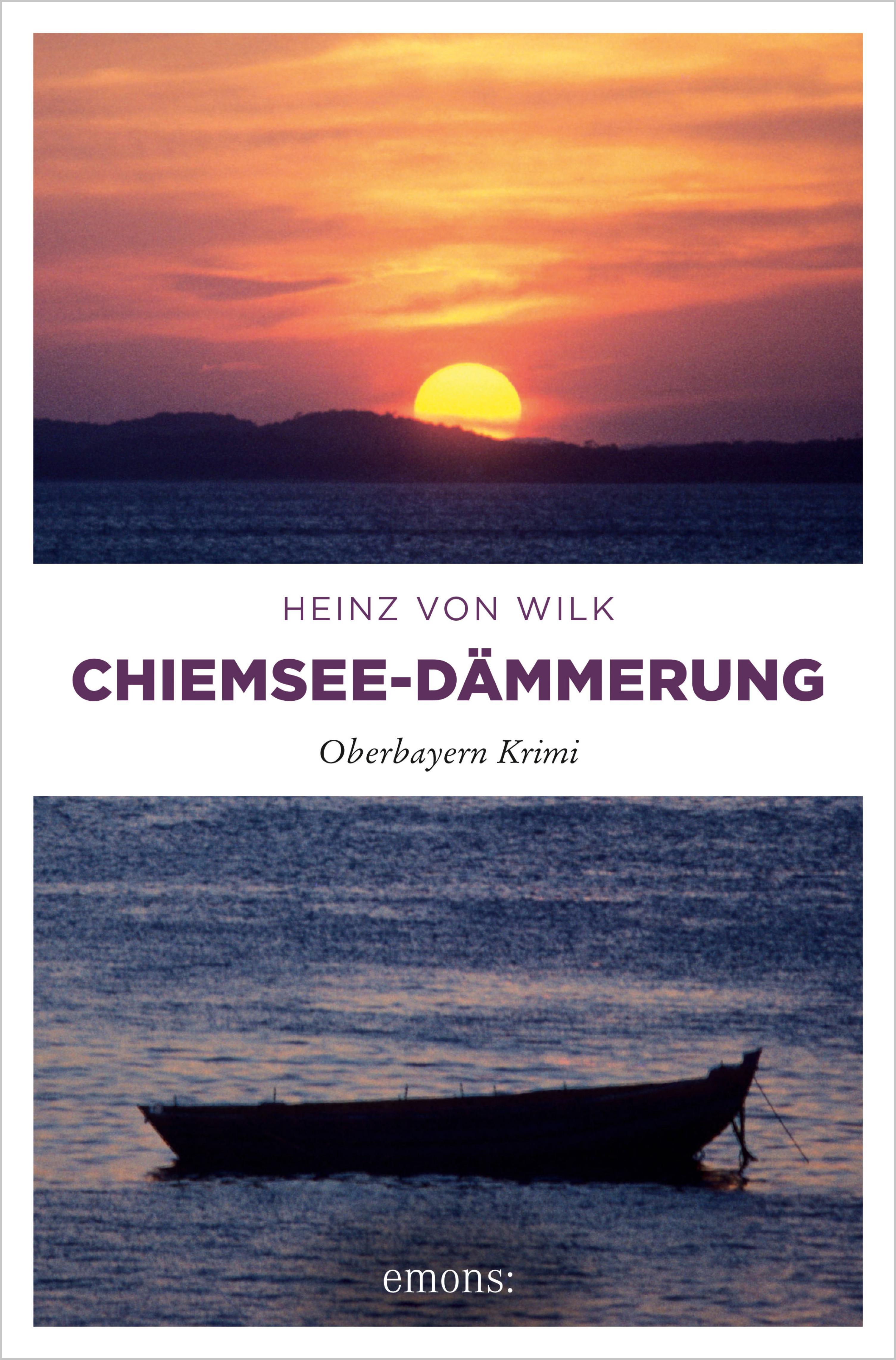 цена Heinz von Wilk Chiemsee-Dämmerung онлайн в 2017 году