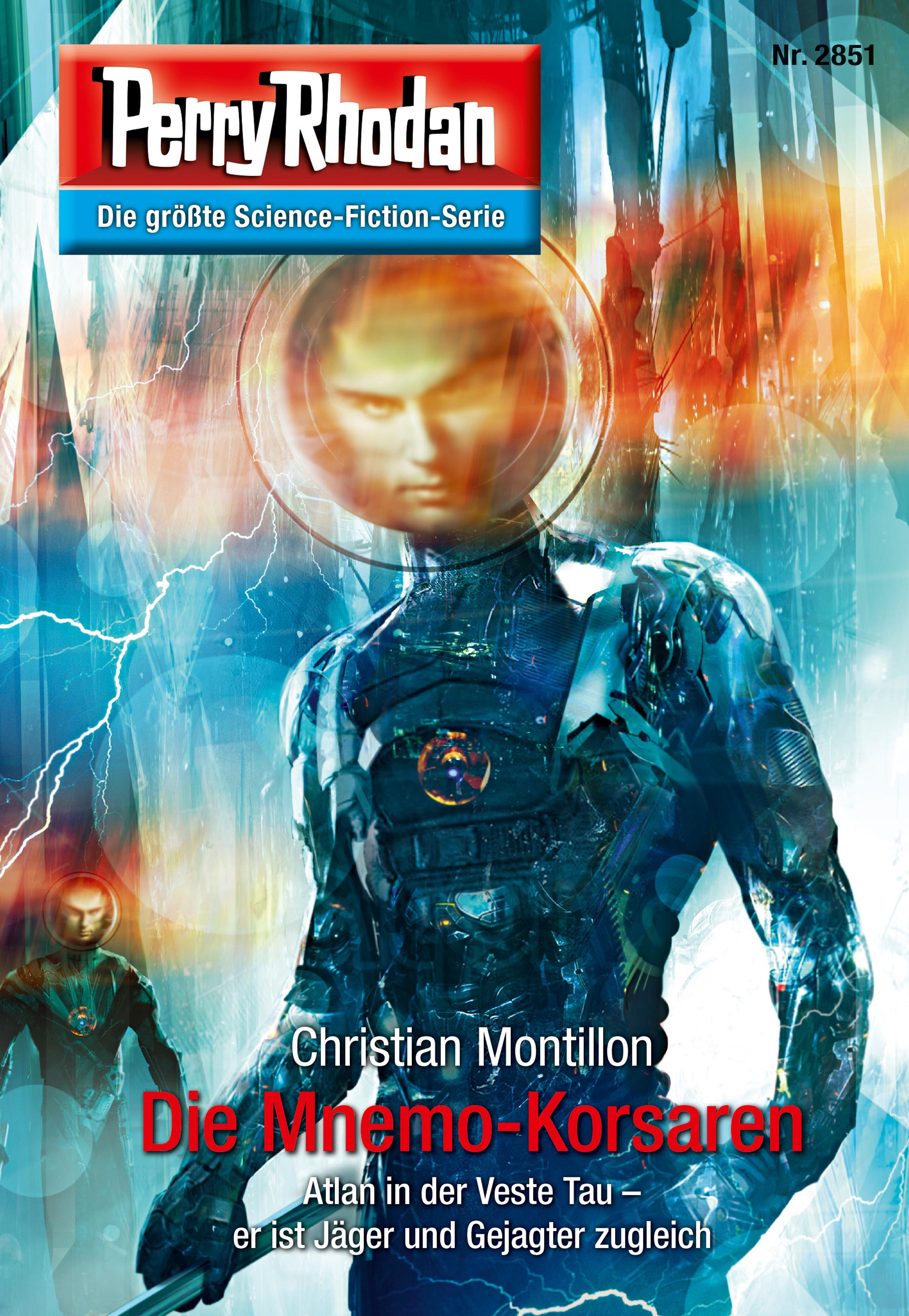 цена Christian Montillon Perry Rhodan 2851: Die Mnemo-Korsaren