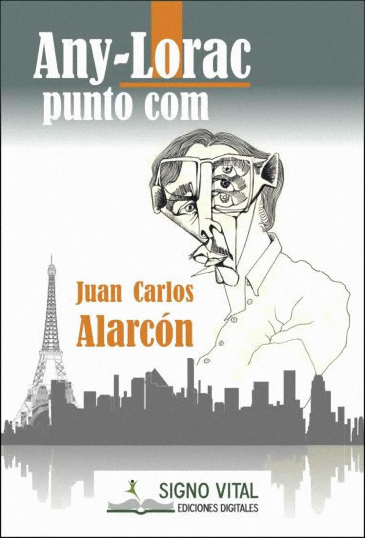 Juan Carlos Alarcón Any-Lorac punto com куртка extra lorac grey l