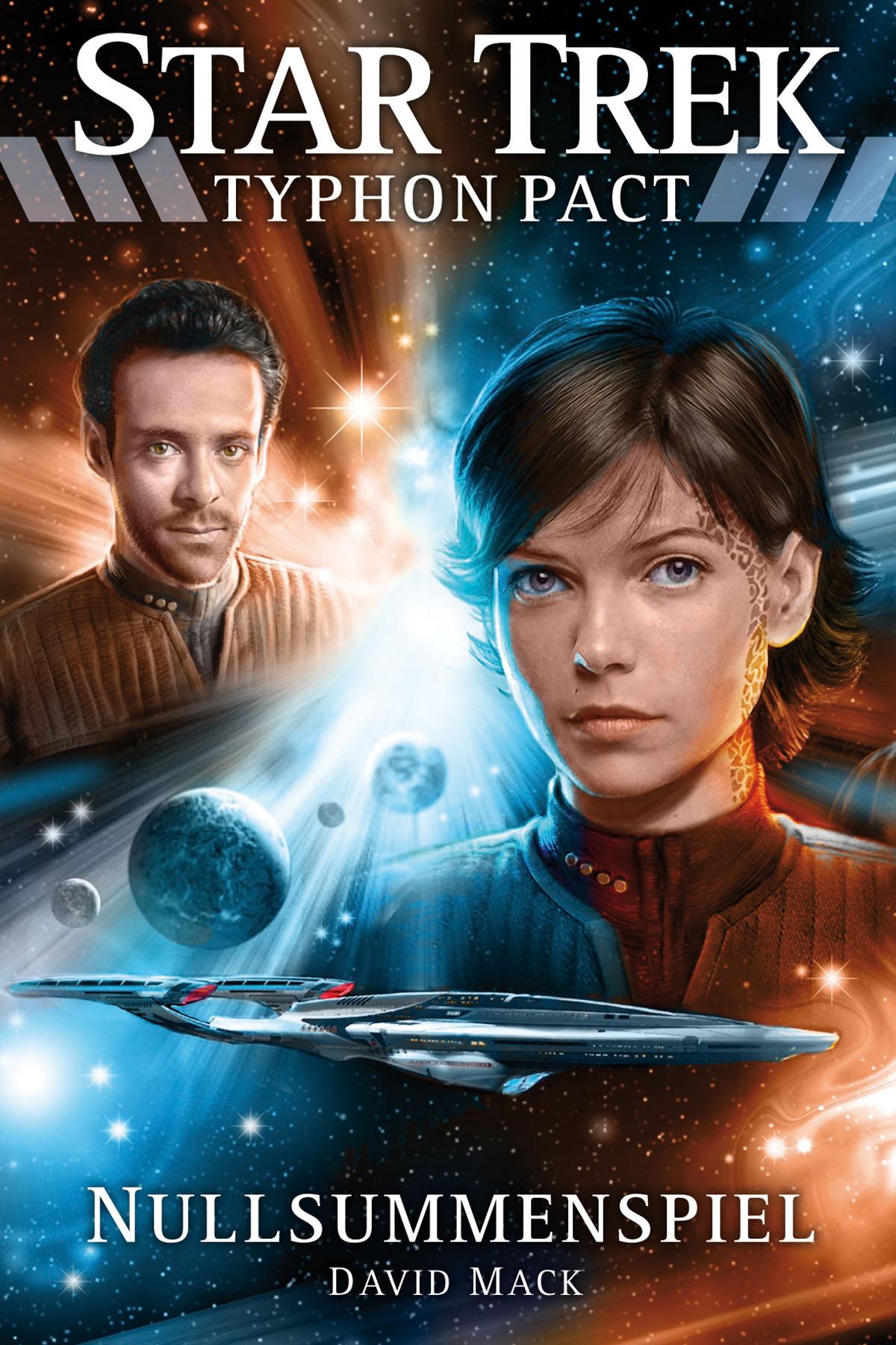 David Mack Star Trek - Typhon Pact 1: Nullsummenspiel david r iii george star trek typhon pact plagues of night