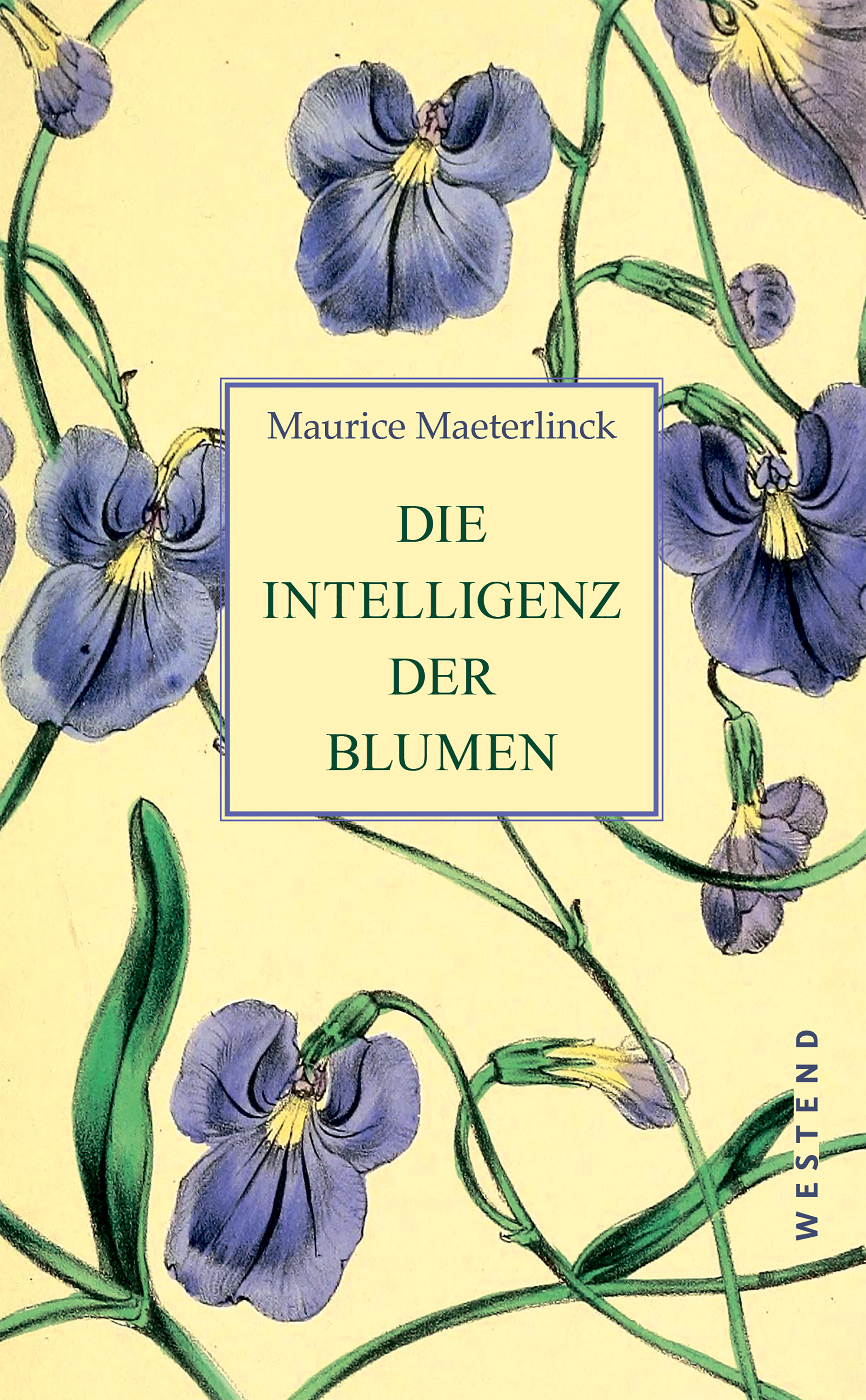 Maurice Maeterlinck Die Intelligenz der Blumen мультиварка vitesse vs 585 light green