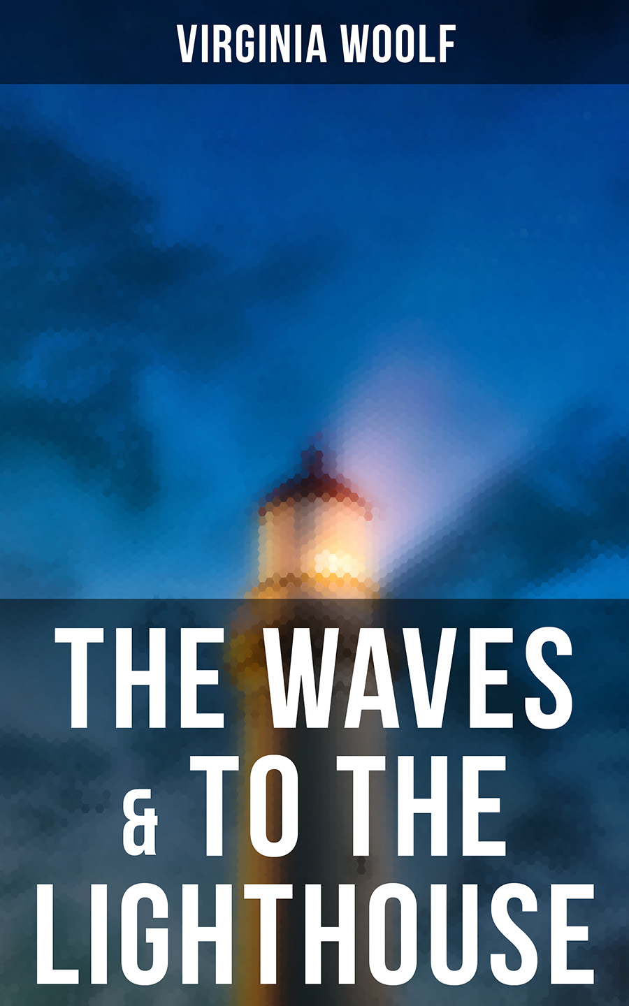 the waves to the lighthouse