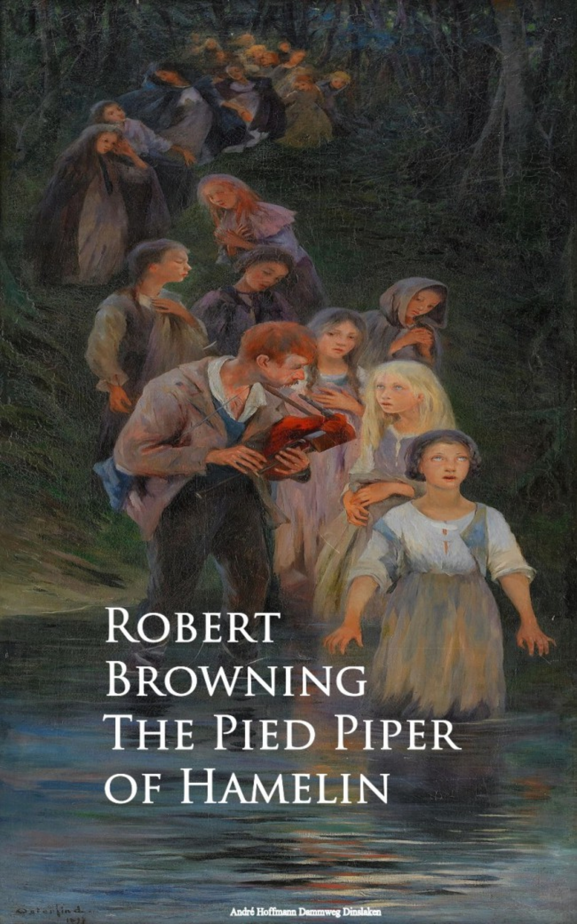 Robert Browning The Pied Piper of Hamelin цена и фото