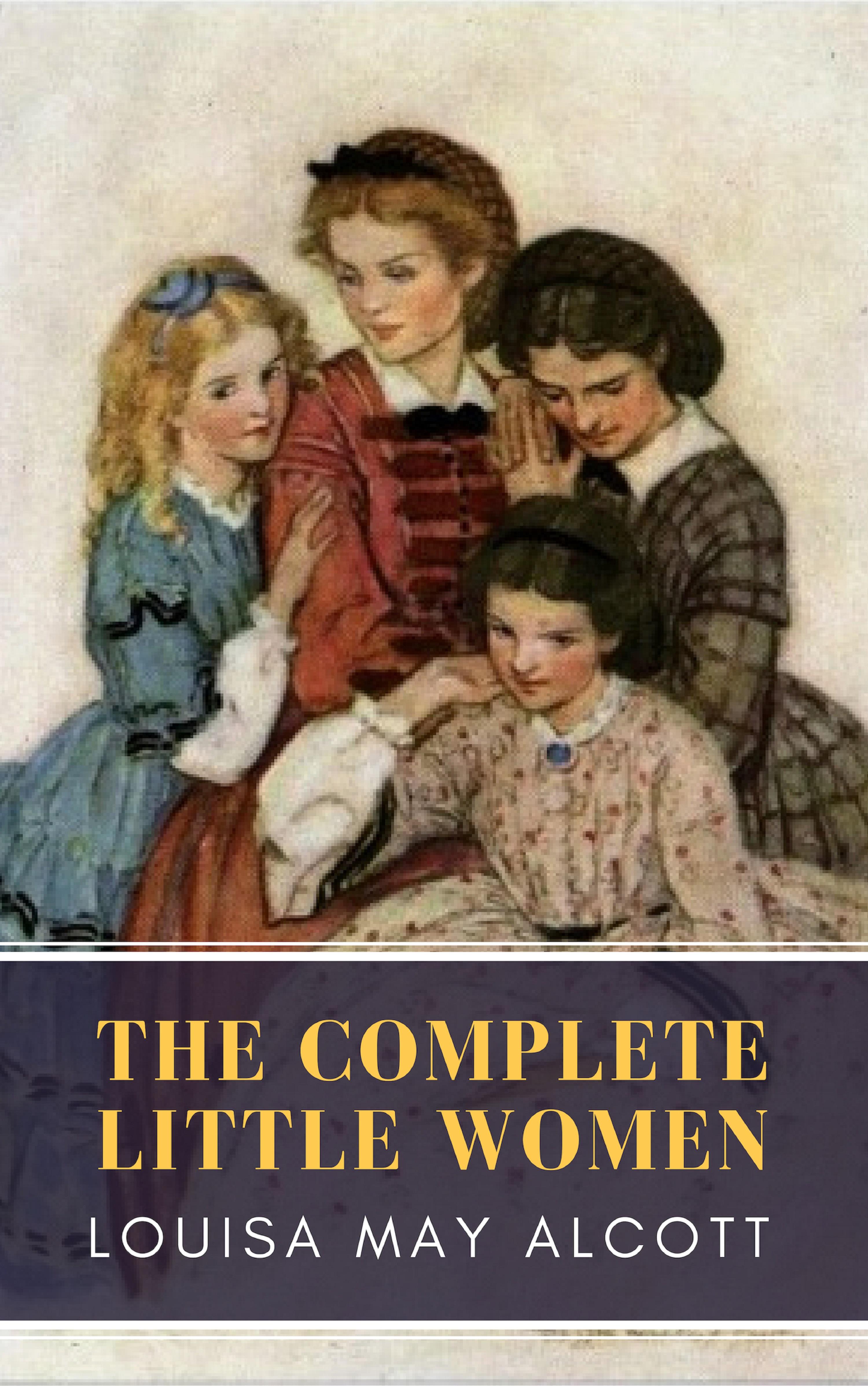 MyBooks Classics The Complete Little Women: Little Women, Good Wives, Little Men, Jo's Boys alcott l good wives